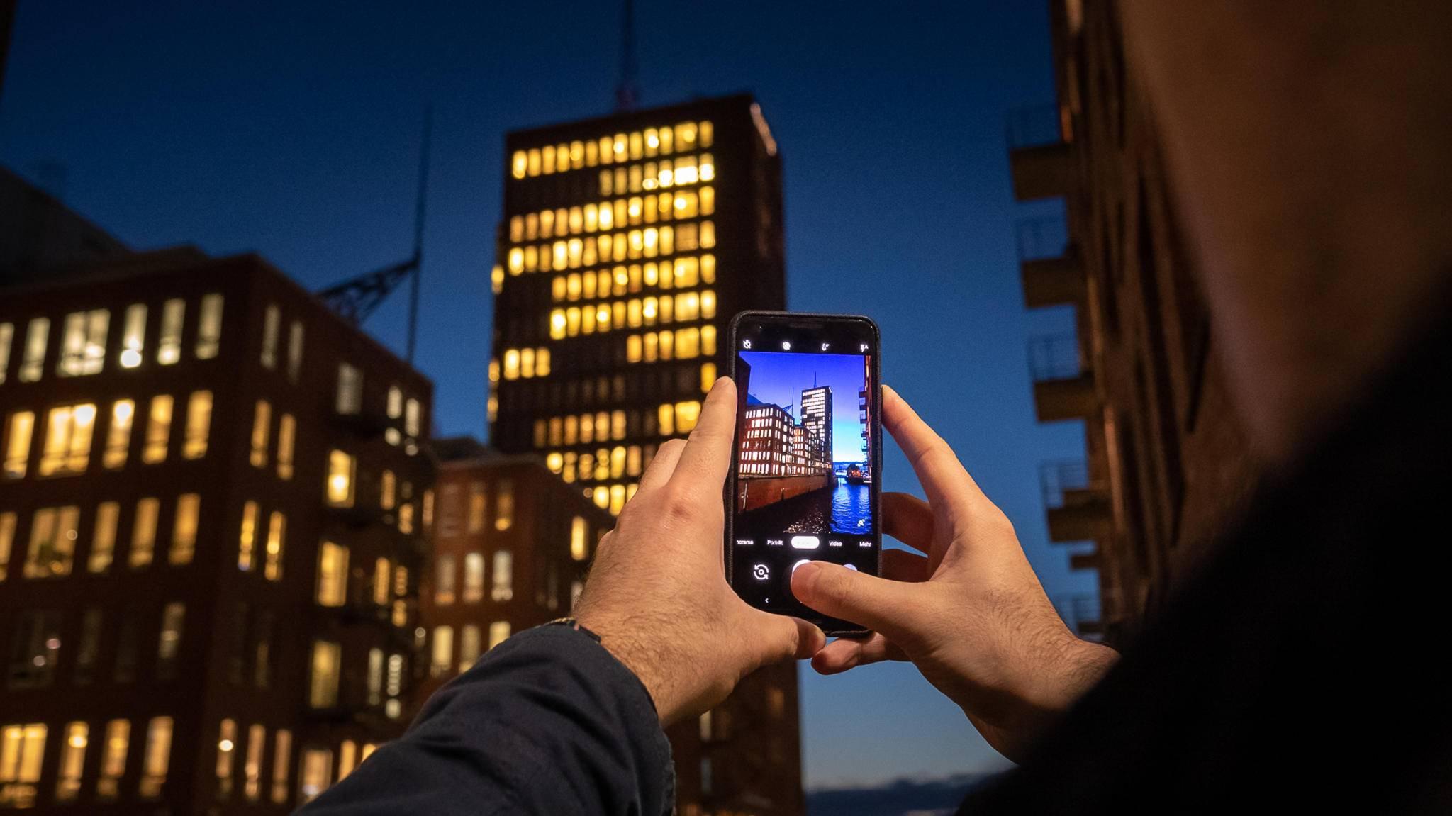 Mit dem Pixel 3 revolutioniert Google die Smartphone-Fotografie.