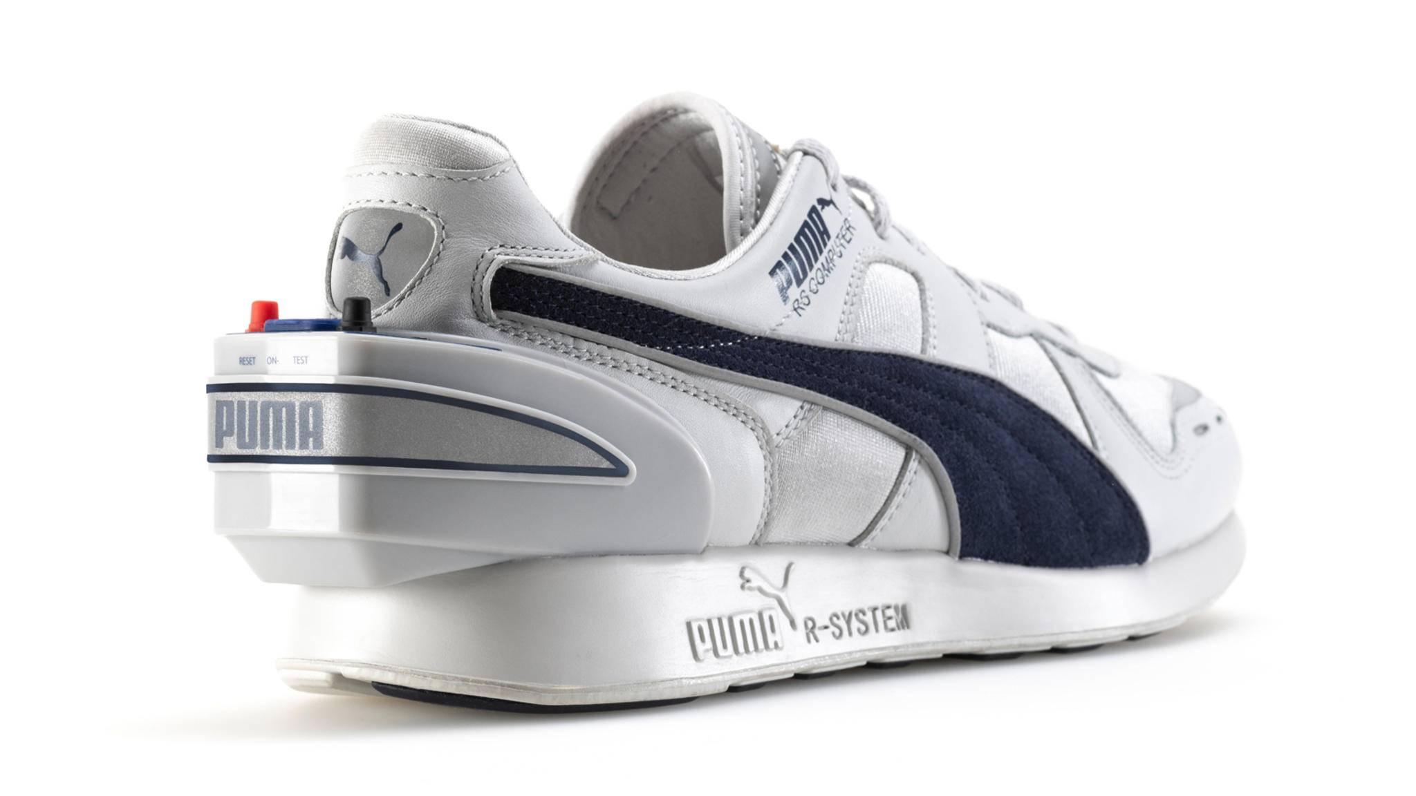 Puma bringt eine limitierte Edition des RS-Computer-Schuhs aus dem Jahr 1986 heraus.