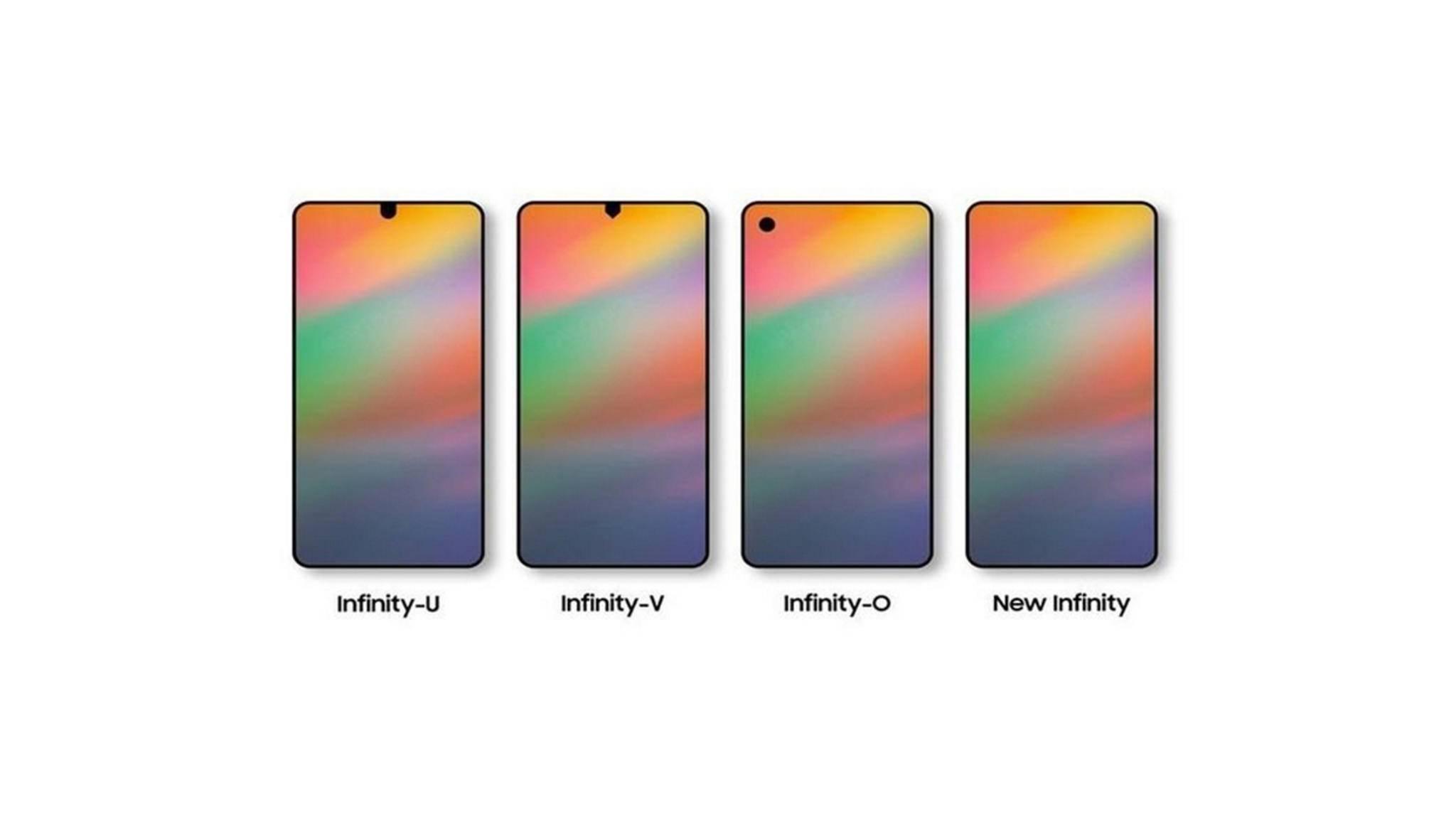 Das Galaxy A8s soll das erste Samsung-Smartphone mit Infinity-O-Display werden.