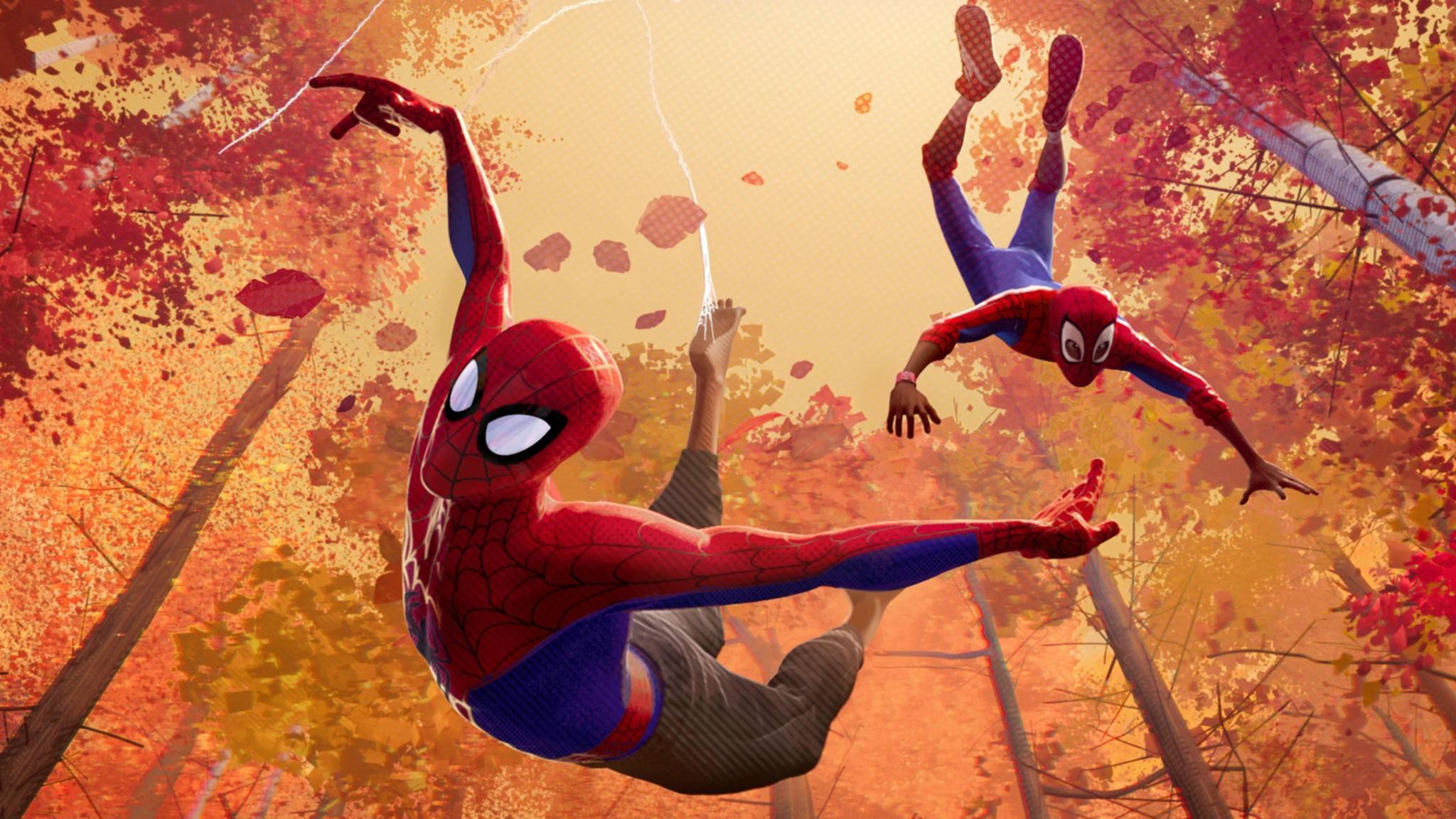 """Mit """"Spider-Man: A New Universe"""" ist Sony scheinbar ein echter Kinohit ins Netz gegangen."""