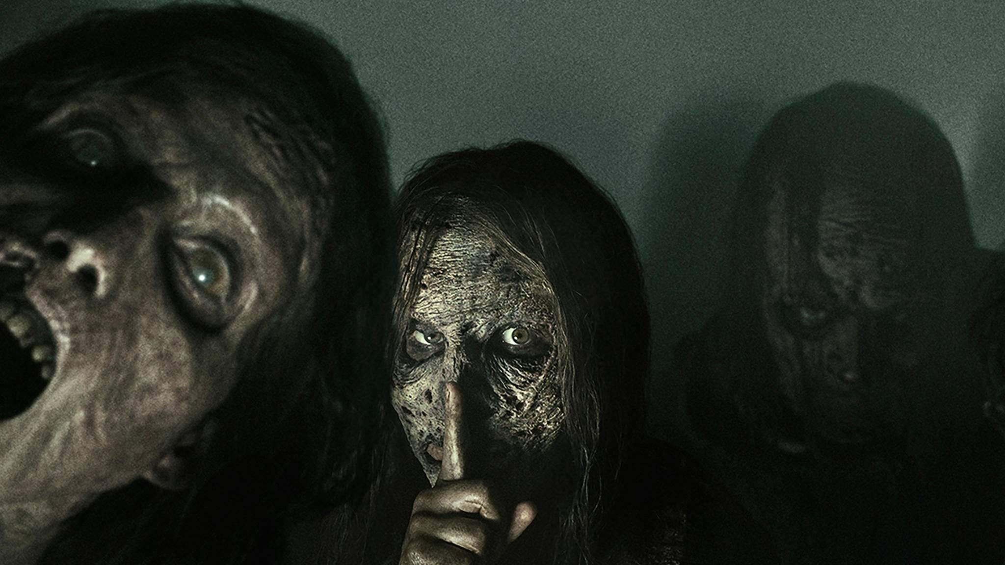 """Die Whisperer höchstpersönlich verkünden die Rückkehr von """"The Walking Dead"""" für Staffel 10."""