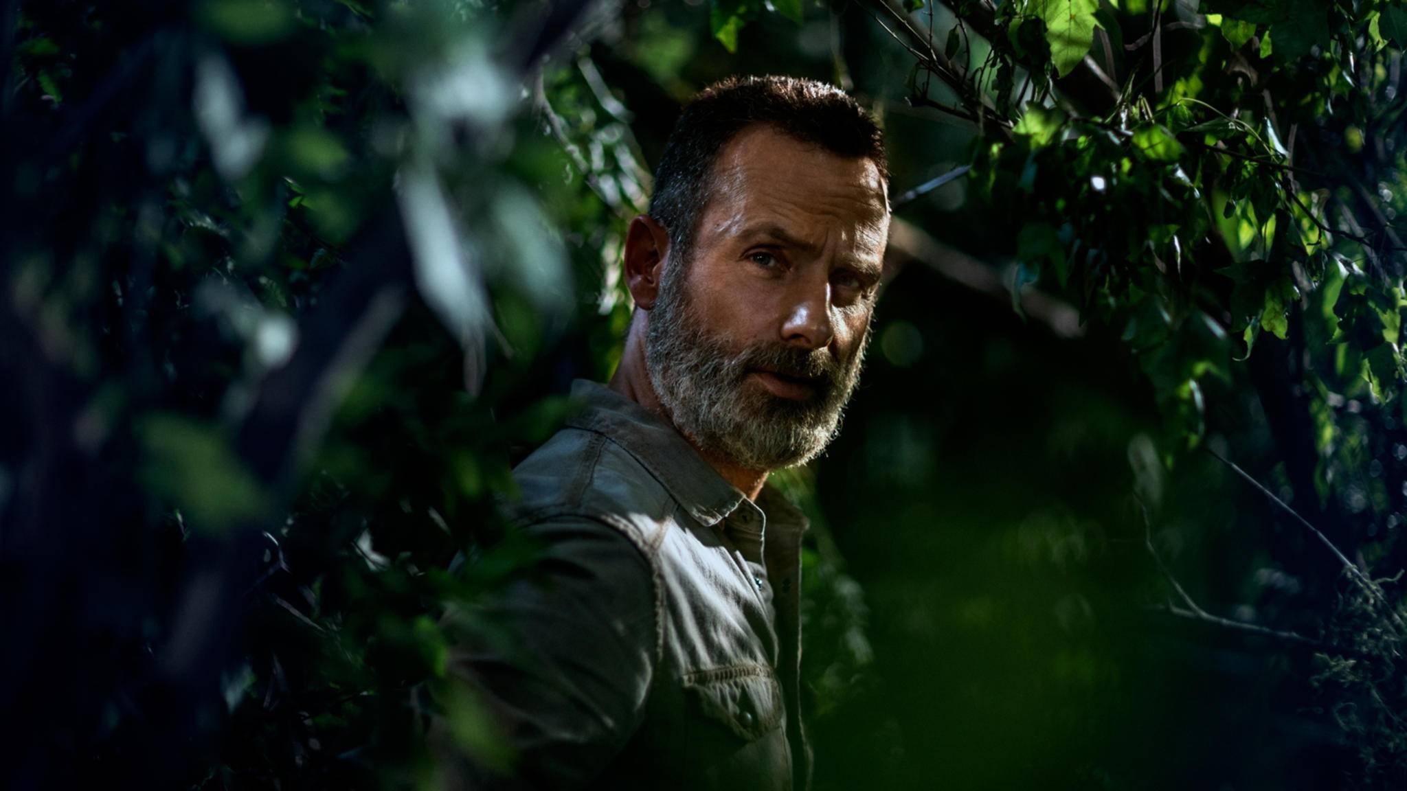 """Hat Andrew Lincoln """"The Walking Dead"""" zu früh den Rücken gekehrt?"""