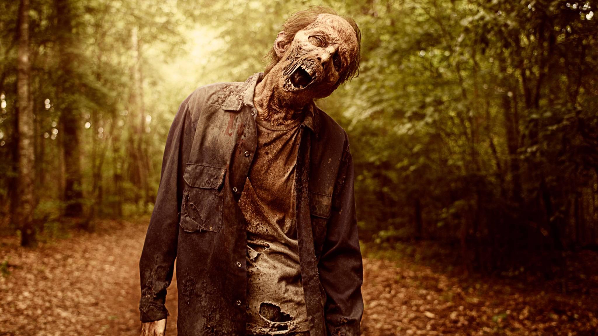"""Die Untoten wandeln bald wieder! Im Oktober startet Staffel 10 von """"The Walking Dead""""."""