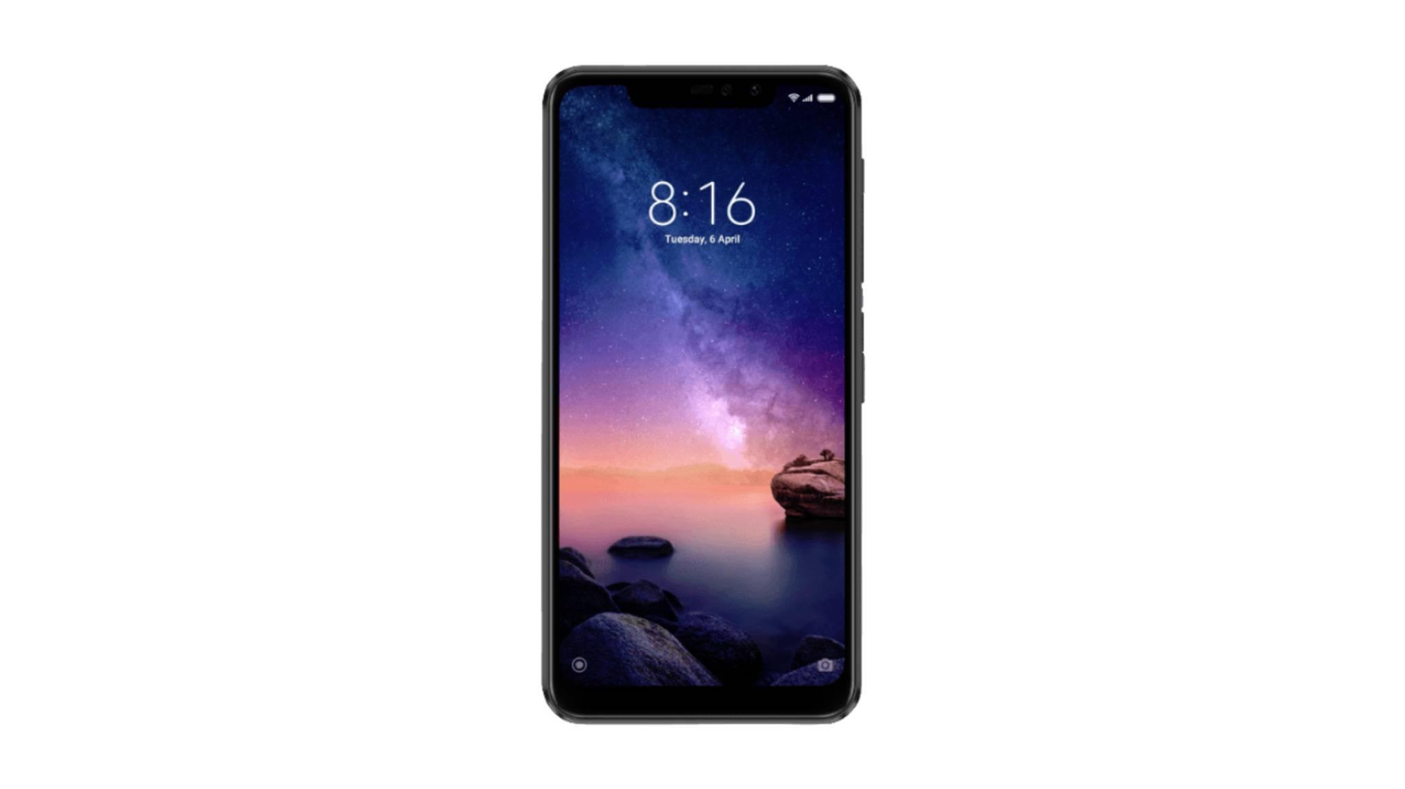 Das nächste Redmi-Smartphone nach dem Redmi Note 6 Pro (im Bild) zählt zu einer eigenen Marke.