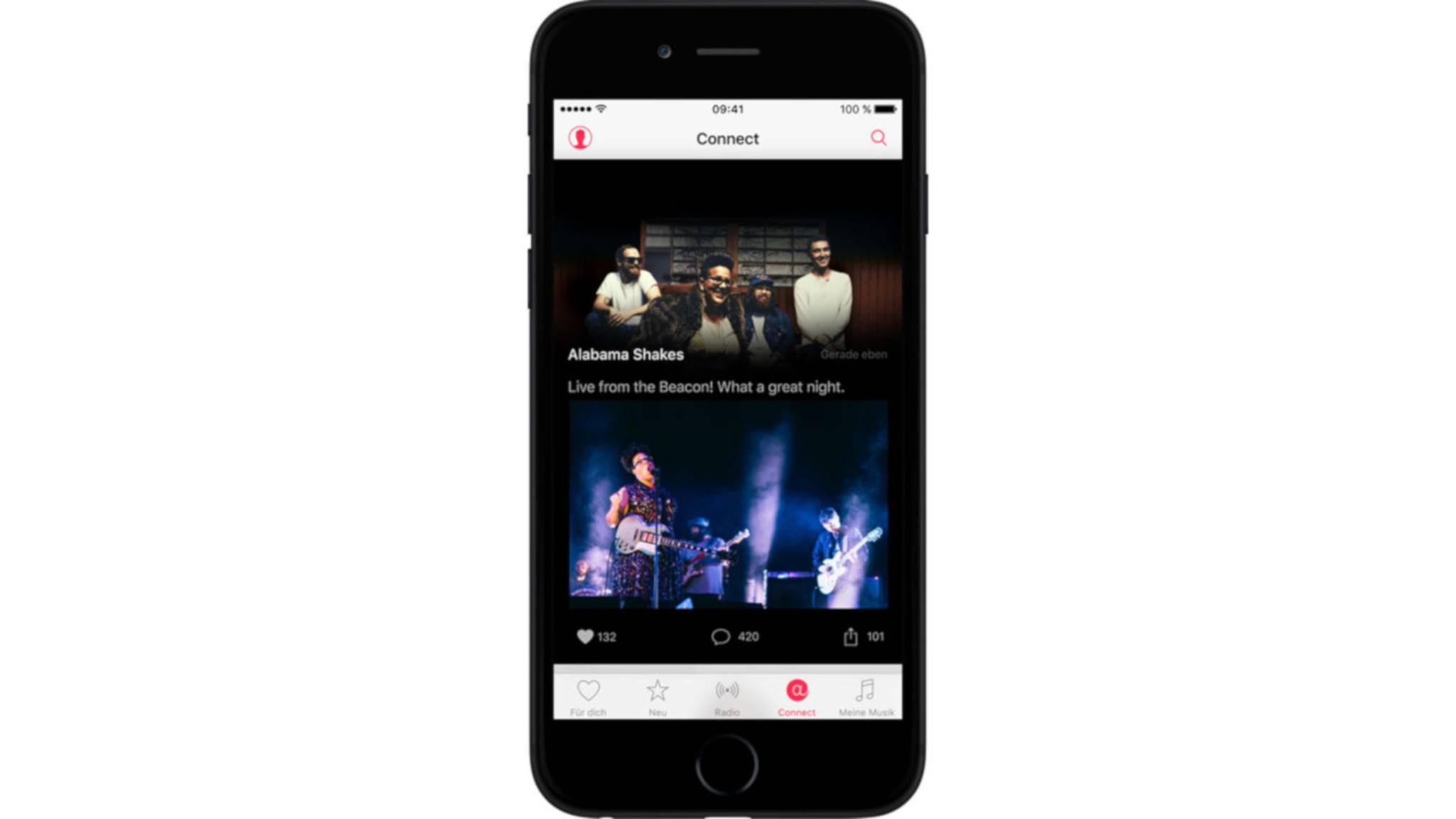Apple Music Connect brachte nicht den erwarteten Erfolg und schließt nächstes Jahr im Mai.