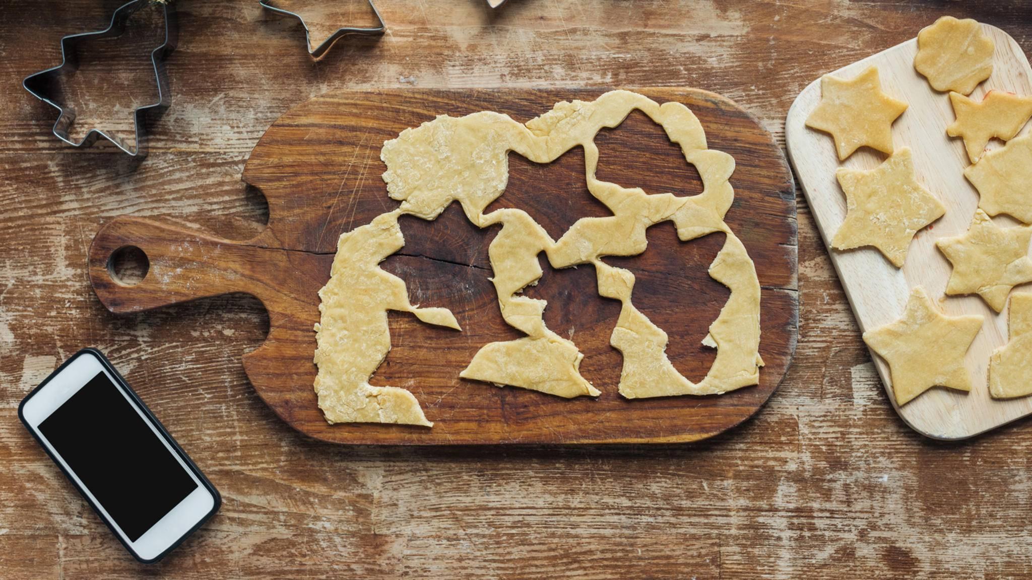 kekse backen weihnachten plätzchen