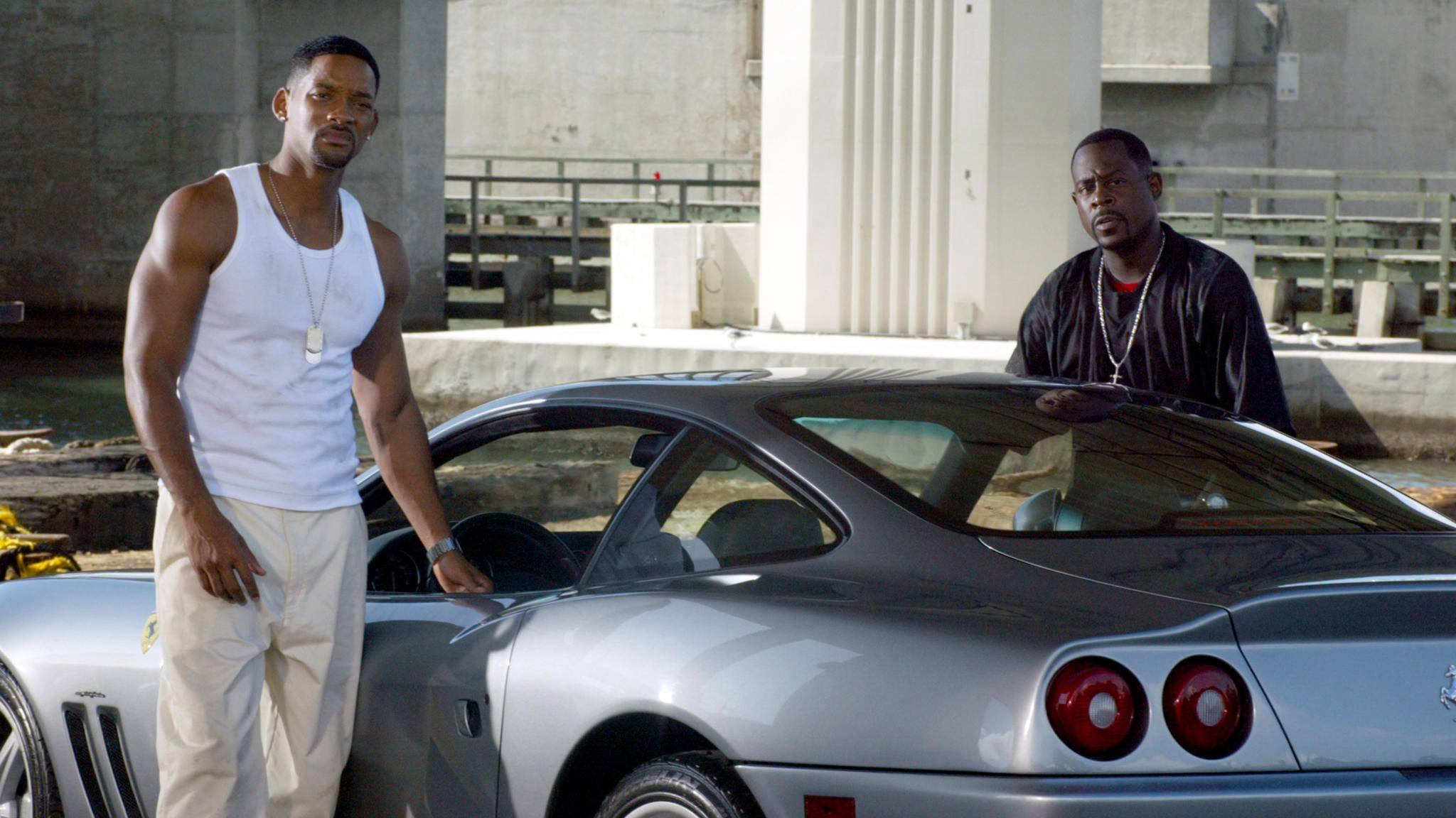 Lowrey (Will Smith) und Burnett (Martin Lawrence) kommen auch im Sequel nicht ohne Vorgesetzten aus.