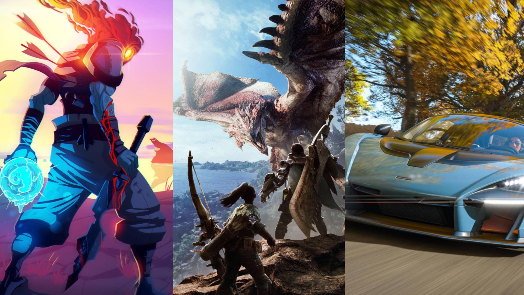 Diese PC-Spiele solltest Du 2018 gespielt haben!