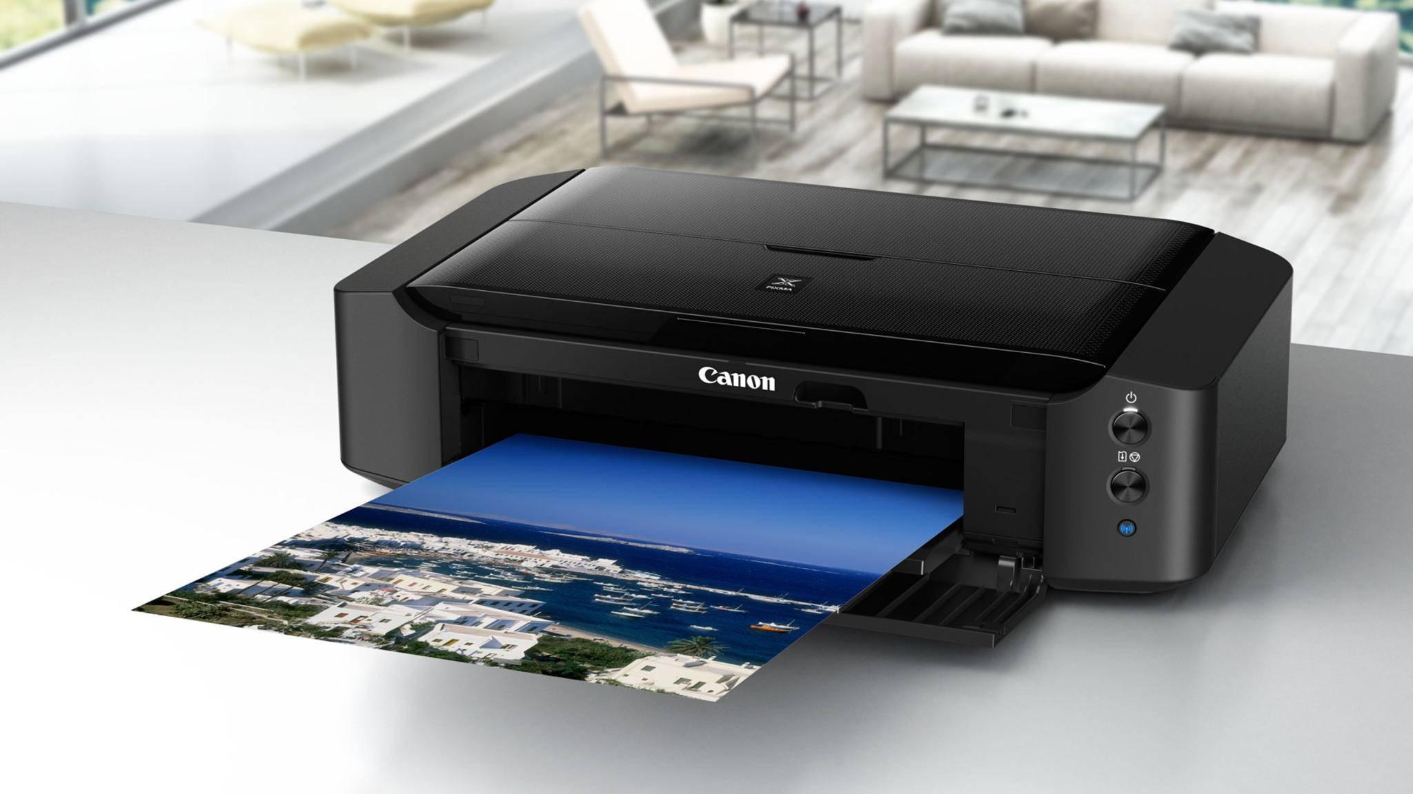 Hier erfährst Du, wie Du Deinen Drucker auf einem Mac einrichten kannst.