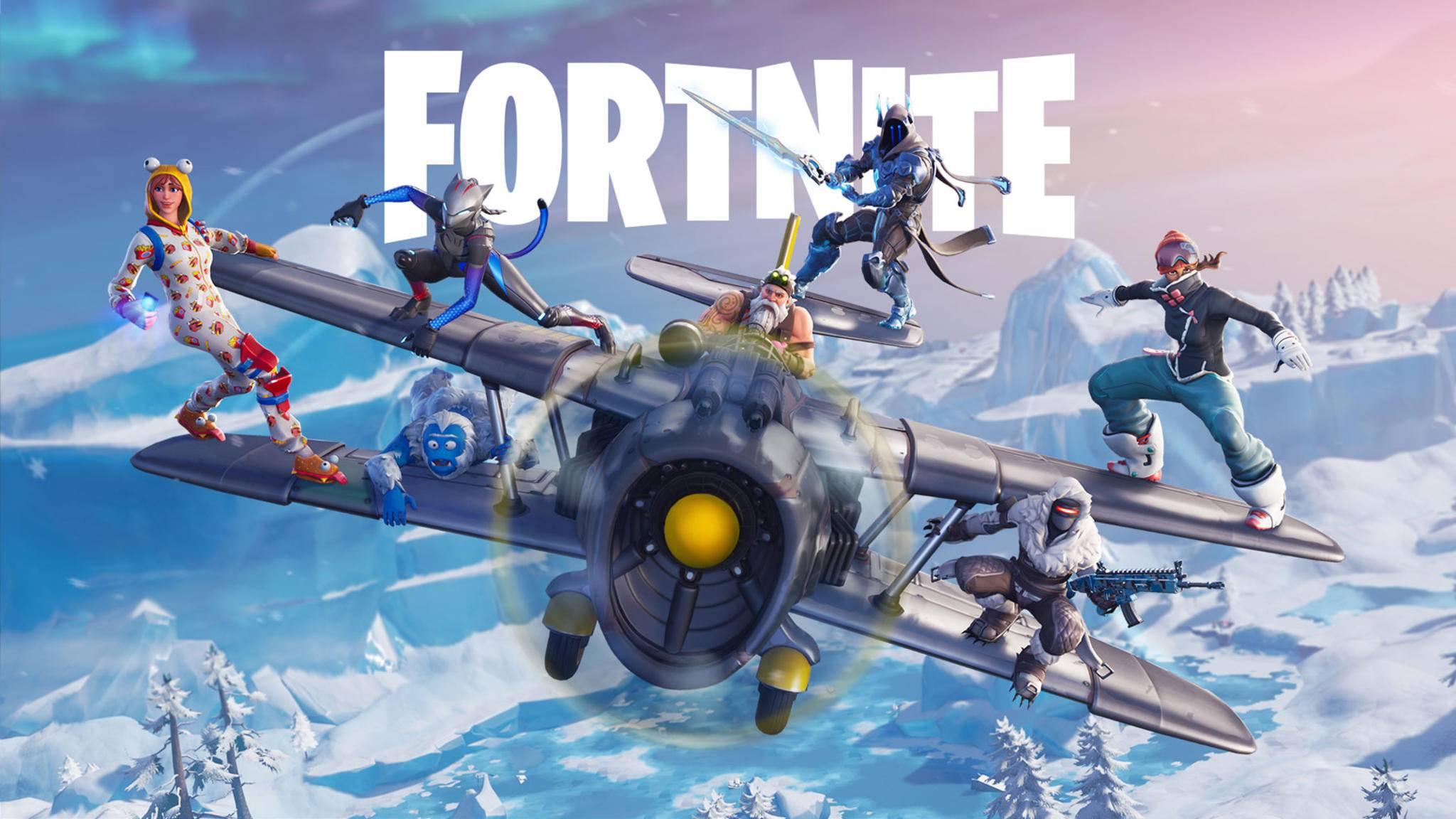 "Höhenflug: ""Fortnite"" war 2018 einfach überall."