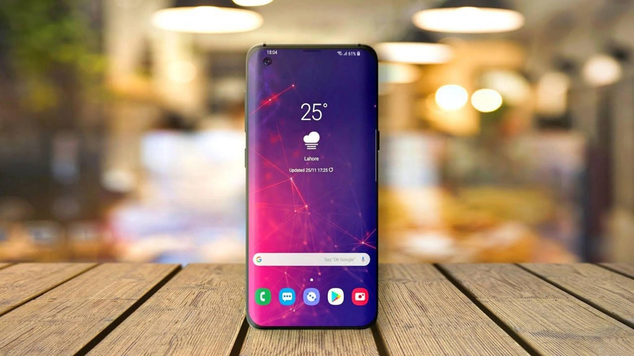 Das Galaxy S10 dürfte eines der Smartphone-Highlights 2019 werden.