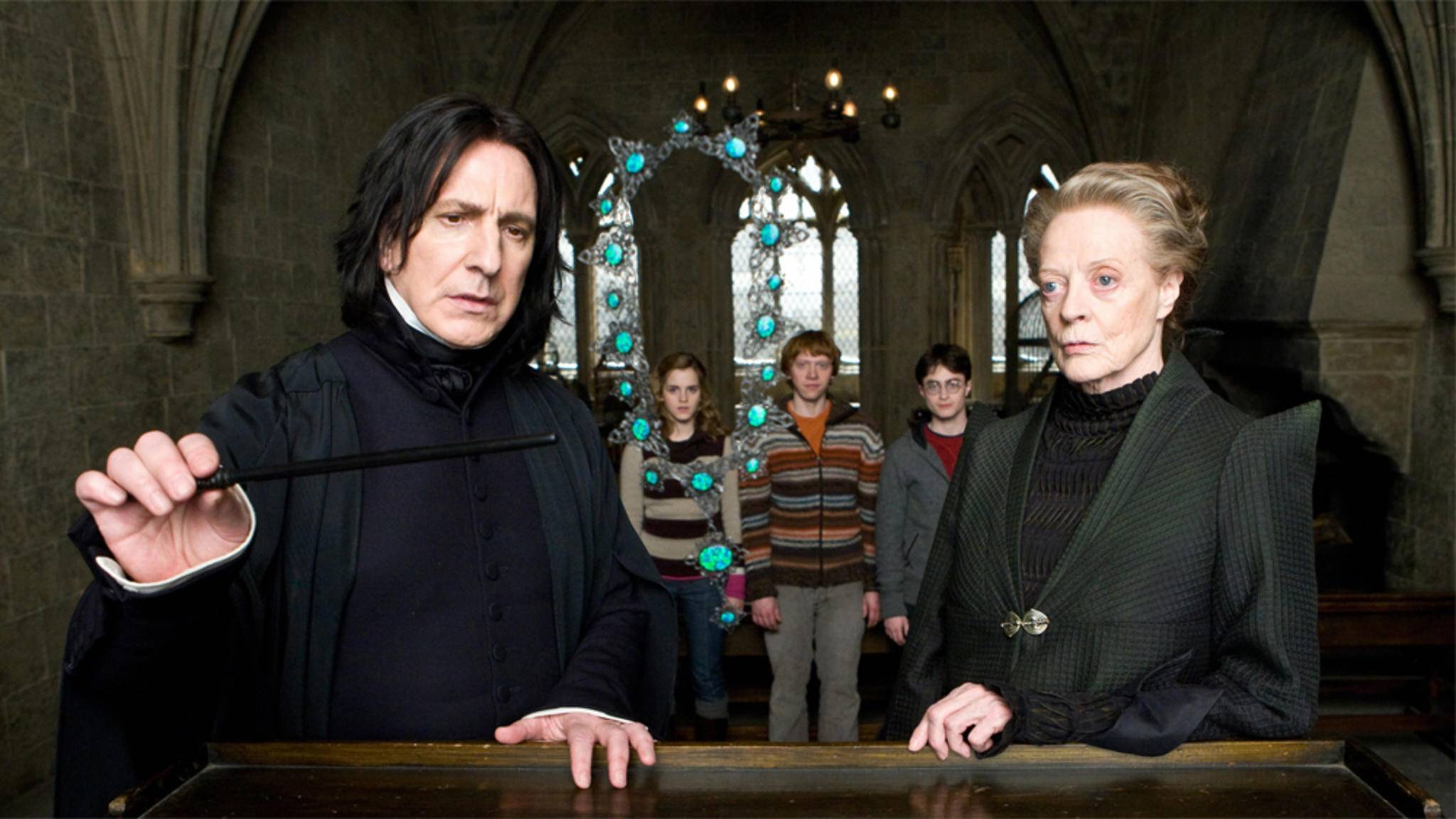 Harry Potter Lehrer Bei Diesen Padagogen Musste Harry Krauterkunde Co Pauken