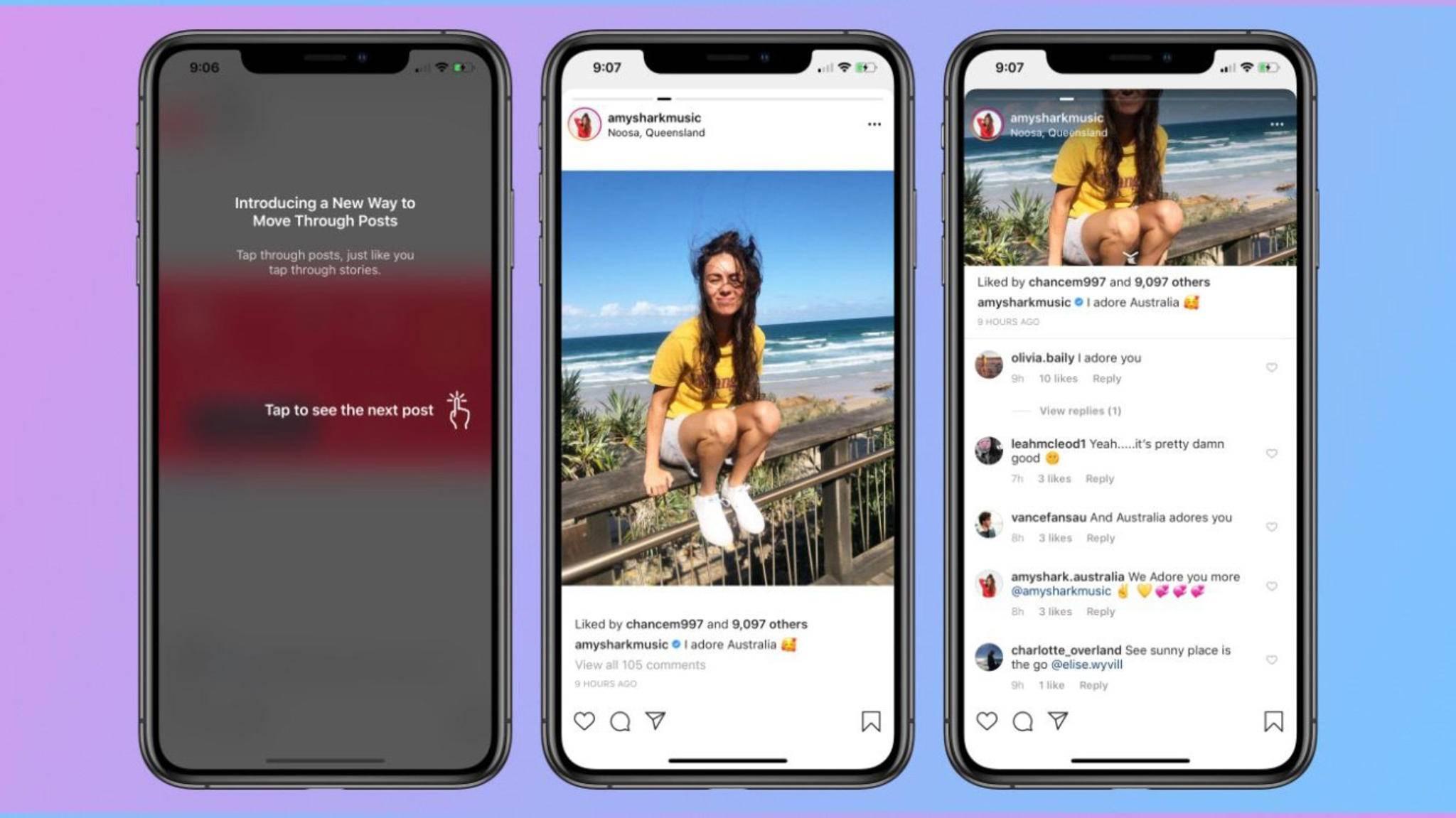 Wir zeigen Dir, wie Du Instagram-Profilbilder in groß betrachten kannst.