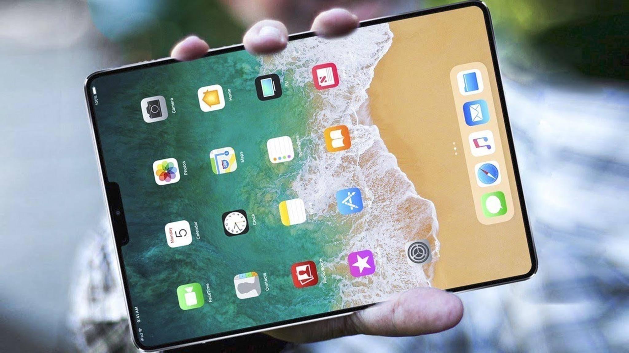 Das iPad mini 5 wird für die erste Jahreshälfte 2019 erwartet.