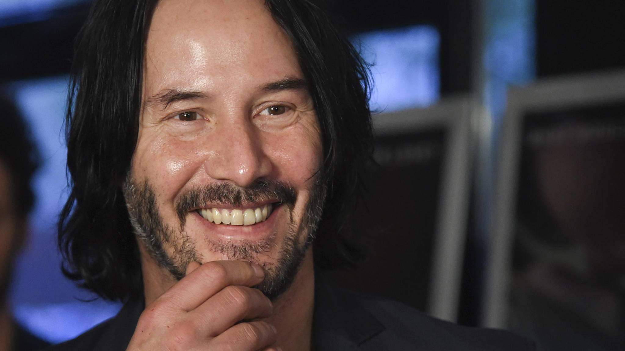 """Keanu Reeves wird in """"Toy Story 4"""" zu hören sein."""