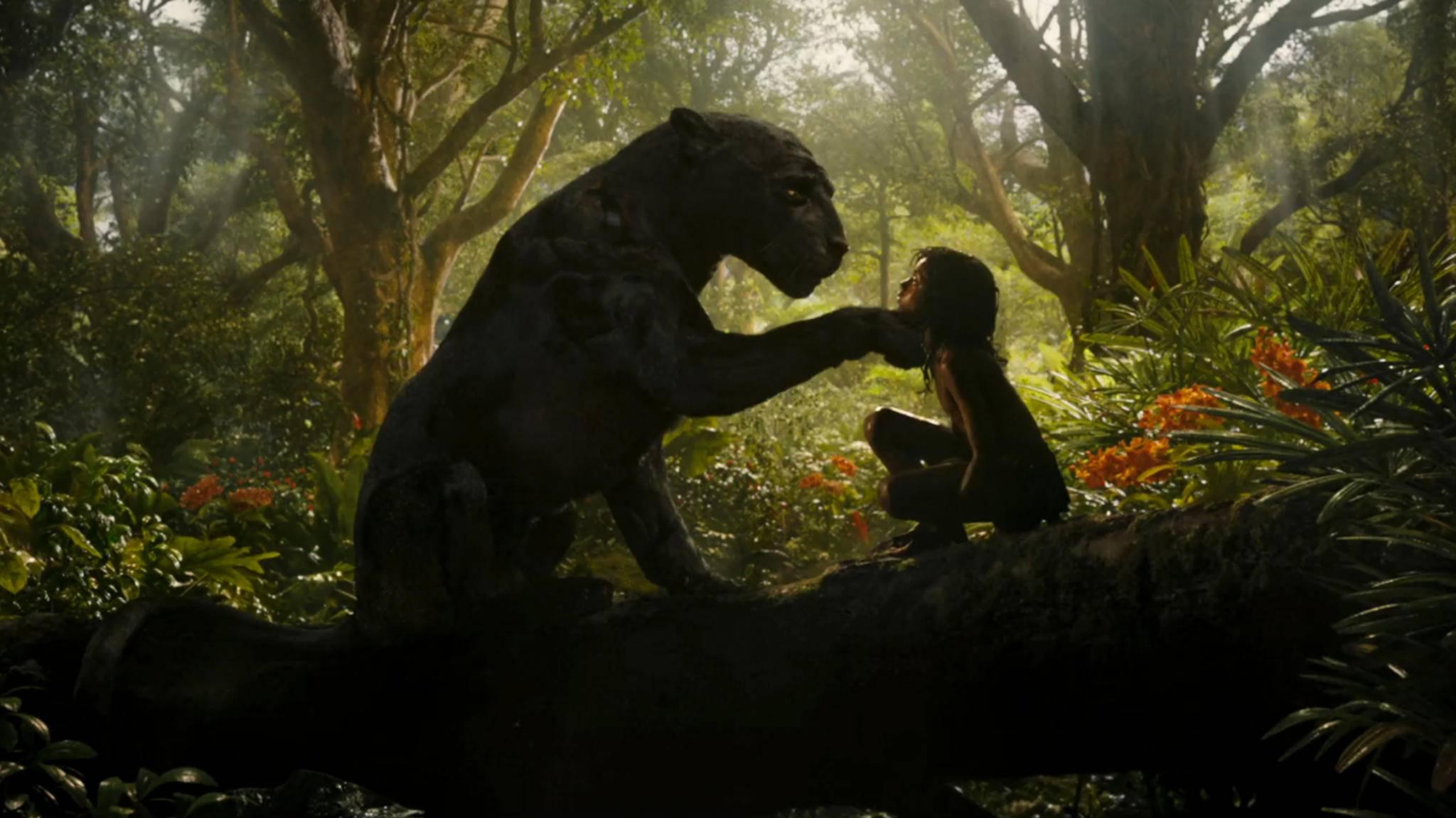 """Andy Serkis erweckt Rudyard Kiplings """"Dschungelbuch"""" zu neuem Leben."""