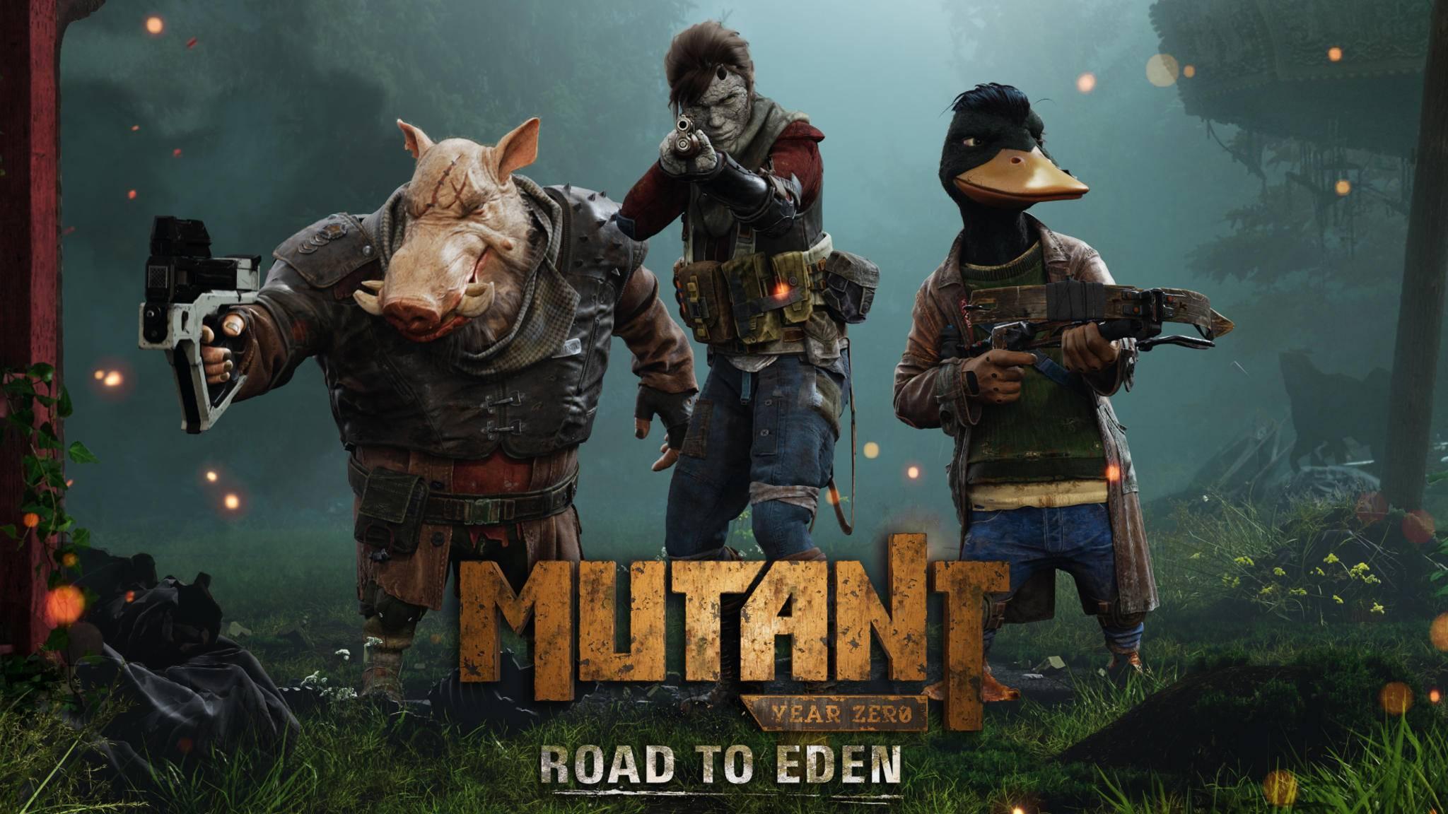 """""""Mutant Year Zero: Road to Eden"""" bringt frisches Futter für Strategie-Fans."""