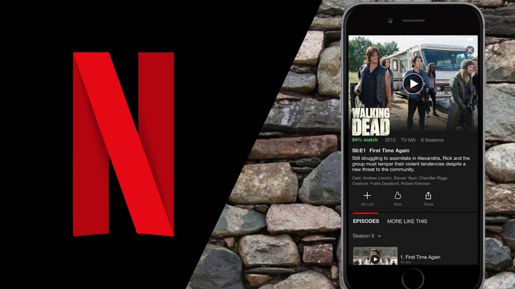 Ab sofort können Netflix-Abos nicht mehr direkt über Apple abgewickelt werden.