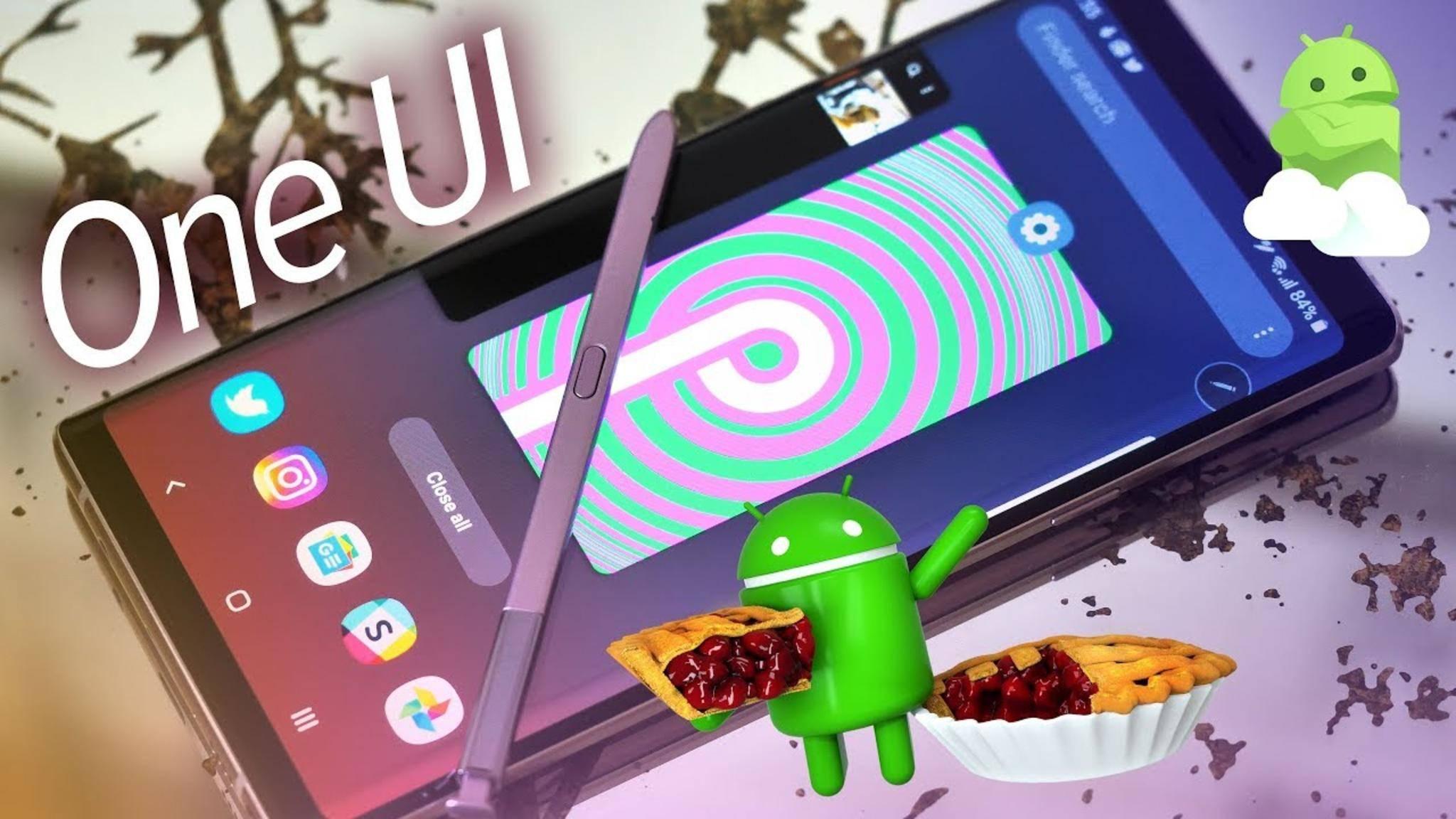Könnte Mitte Januar Android 9.0 Pie bekommen: Das Galaxy Note 9.