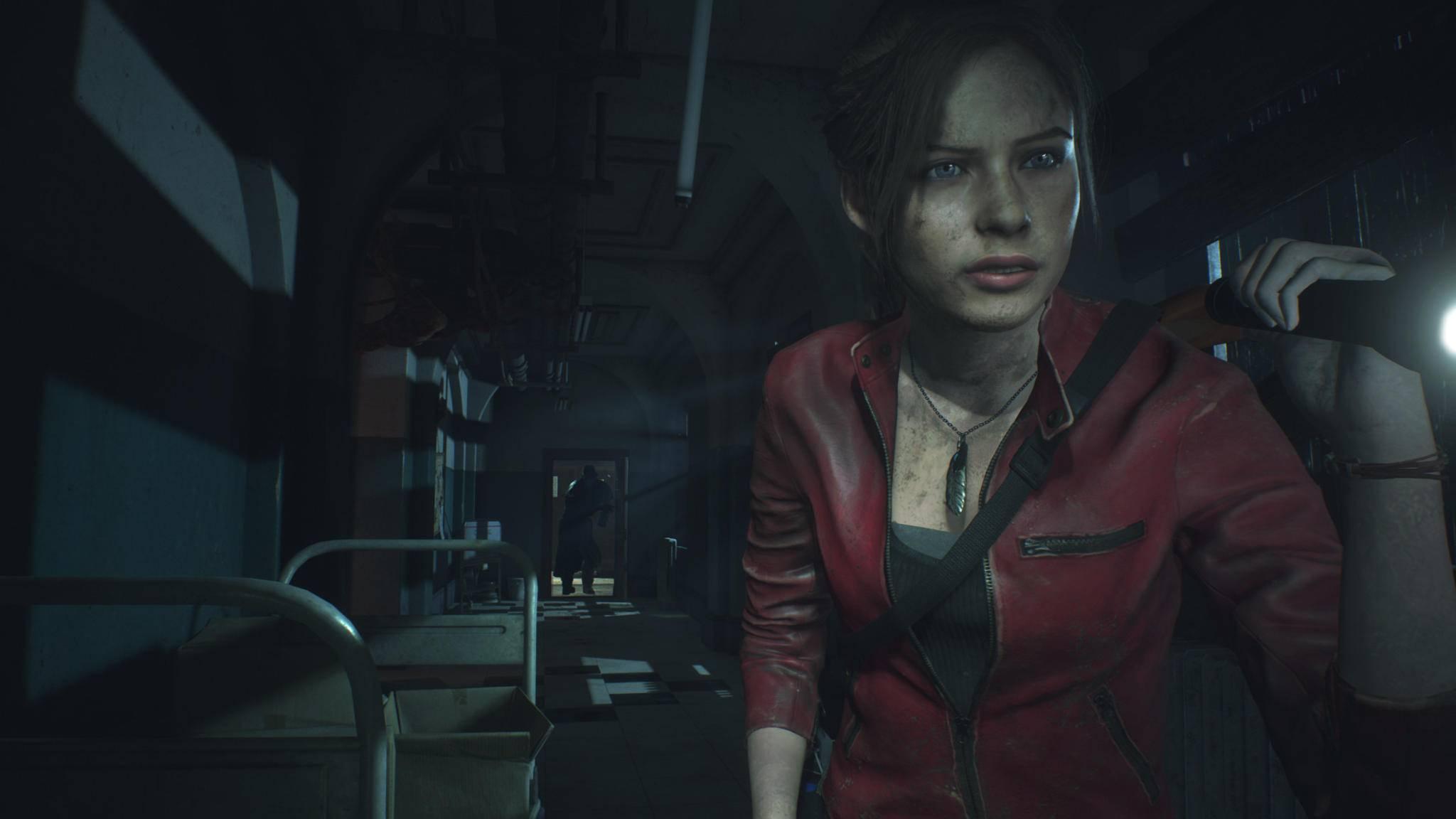 """Das """"Resident Evil 2""""-Remake ist ein frühes Highlight des Jahres 2019."""