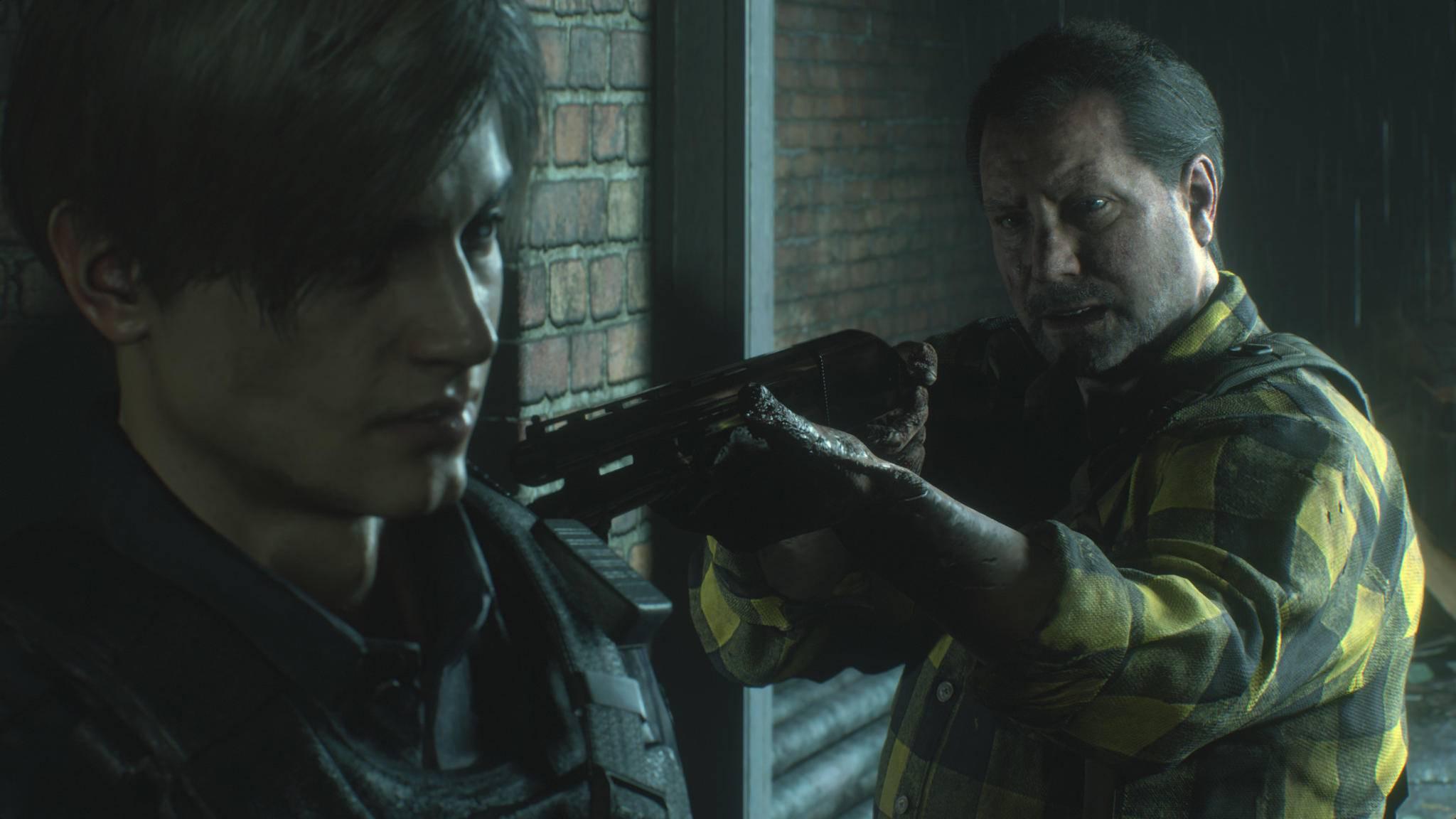 """Robert Kendo ist einer der drei neuen Charaktere im """"The Ghost Survivors""""-DLC."""
