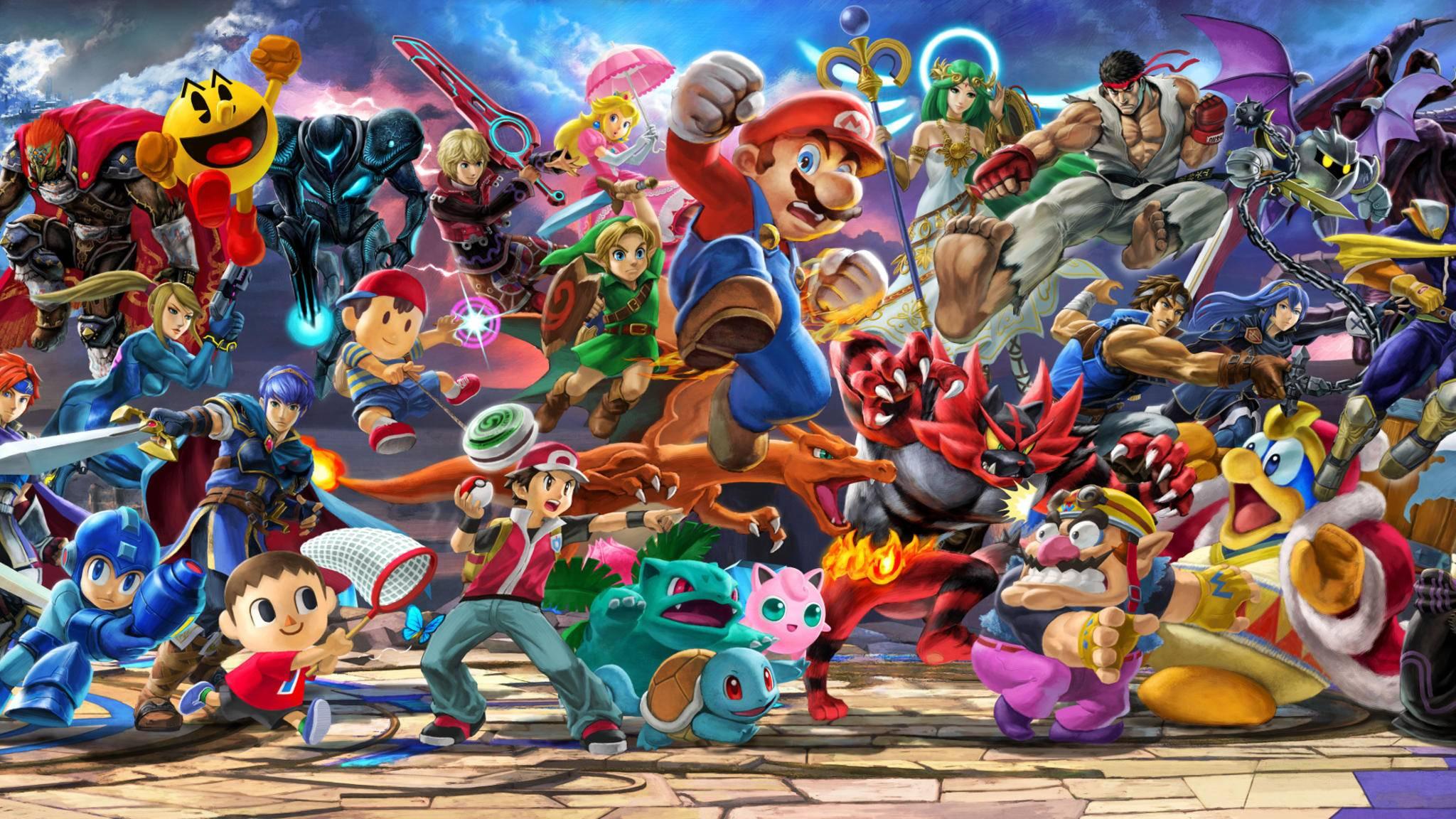 """Du willst alle """"Smash""""-Charaktere freispielen? Dann spare Zeit mit einem Trick!"""