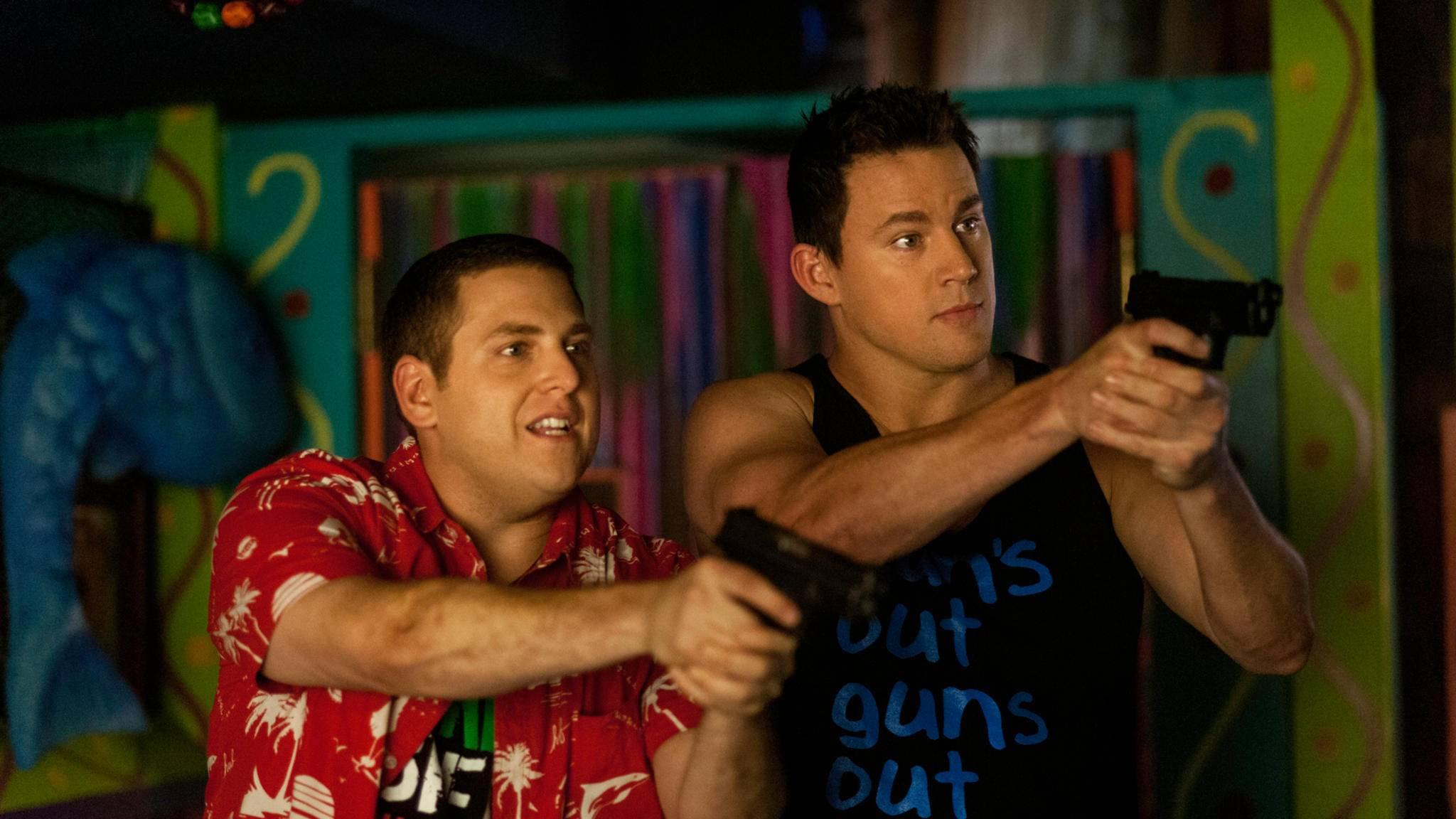 Schmidts (Jonah Hill) und Jenkos (Channing Tatum) Undercovereinsätze sind noch nicht zu Ende.