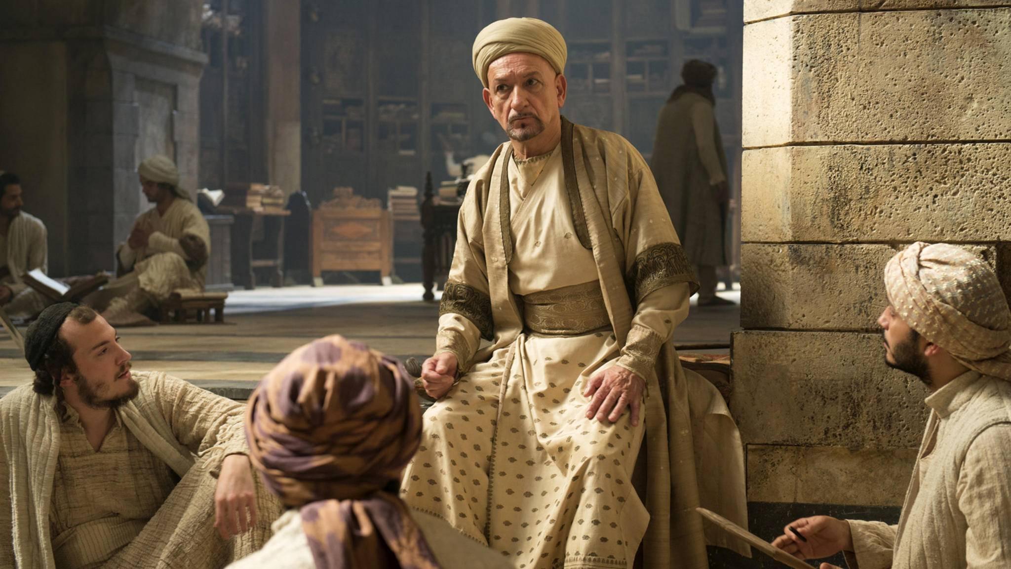 Ben Kingsley in Der Medicus