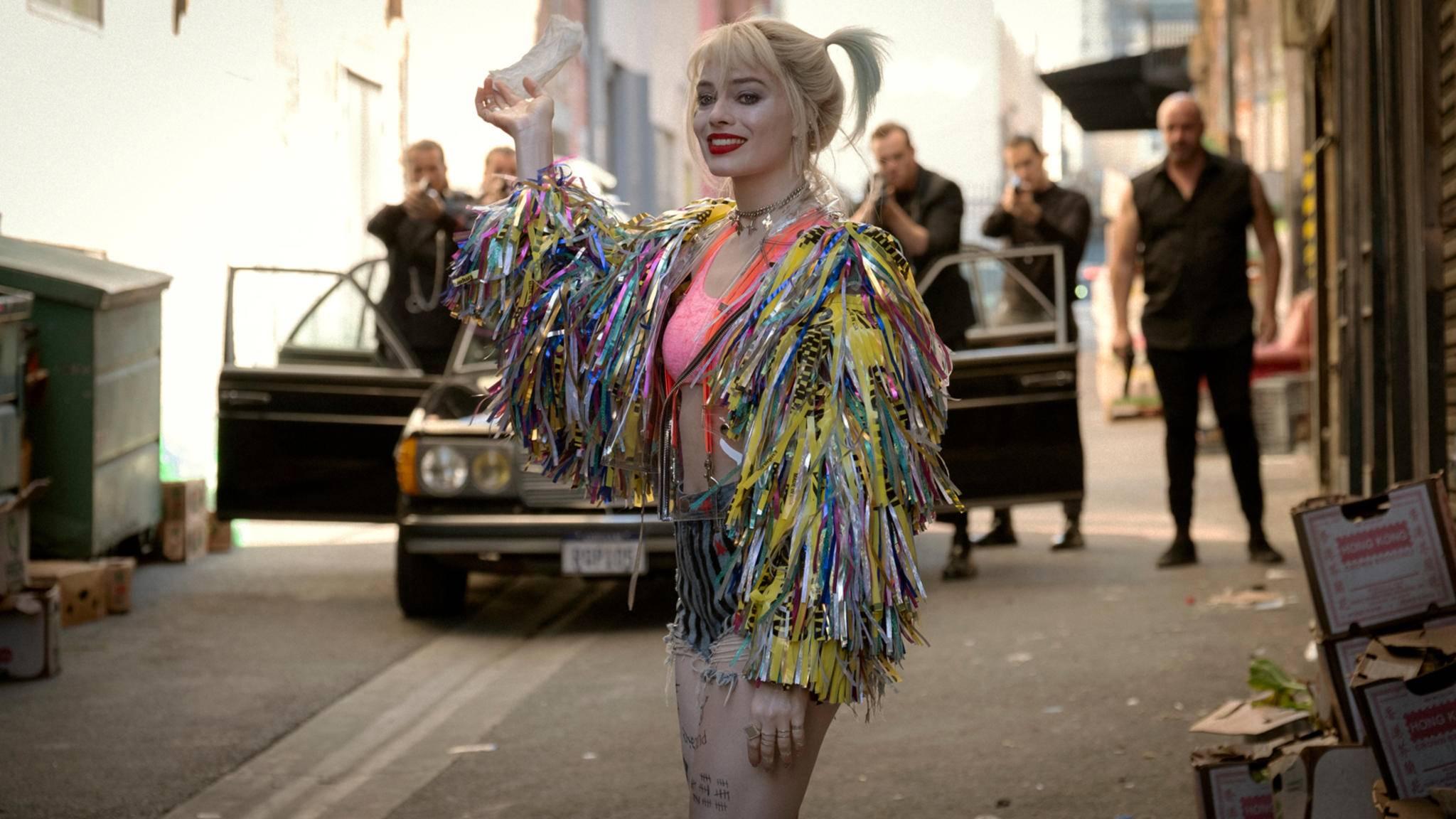 Birds of Prey Harley Quinn