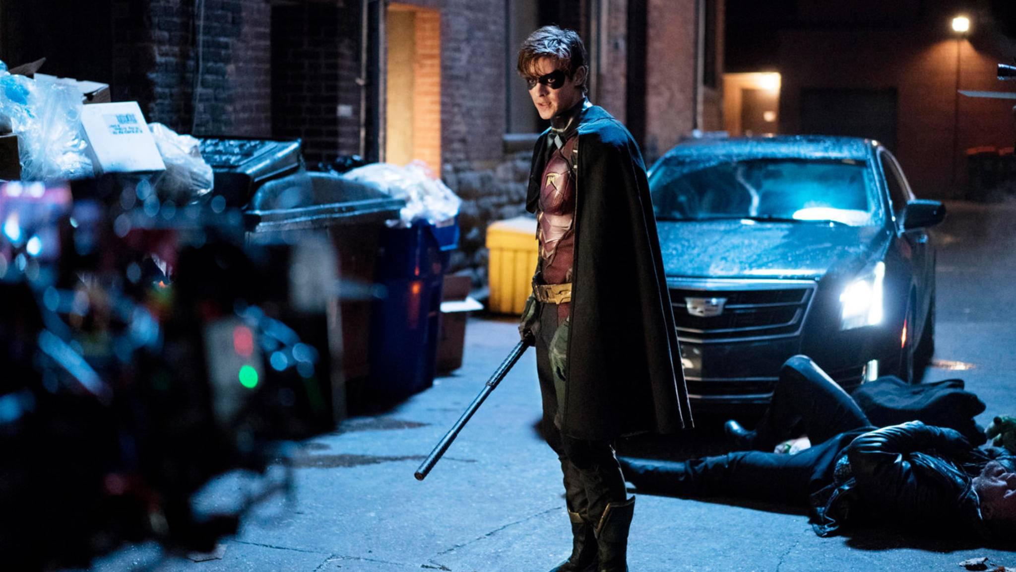 """Typisch DC? """"Titans"""" ist vor allem eines: brutal und düster."""