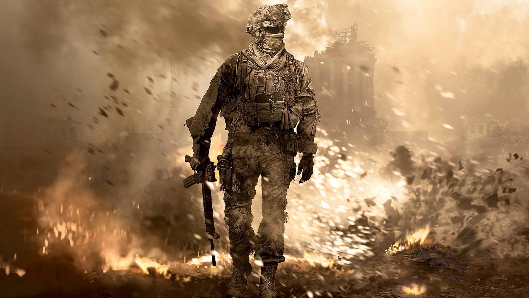"""""""Cal of Duty Modern Warfare 2"""" kommt als Remaster zurück – und das vielleicht schon ziemlich bald."""