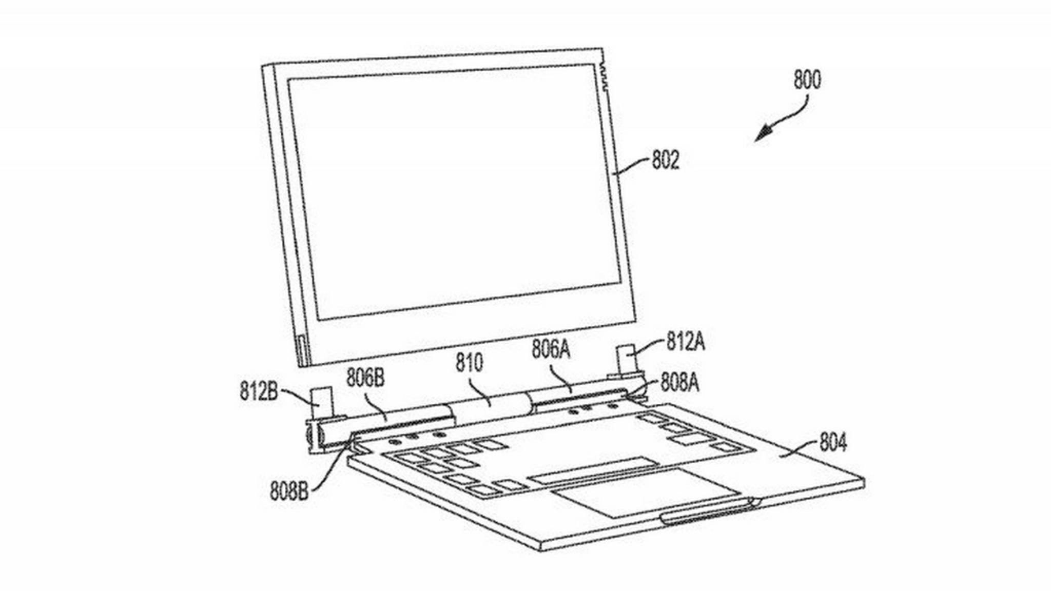 So könnte der Dell-Laptop aussehen.