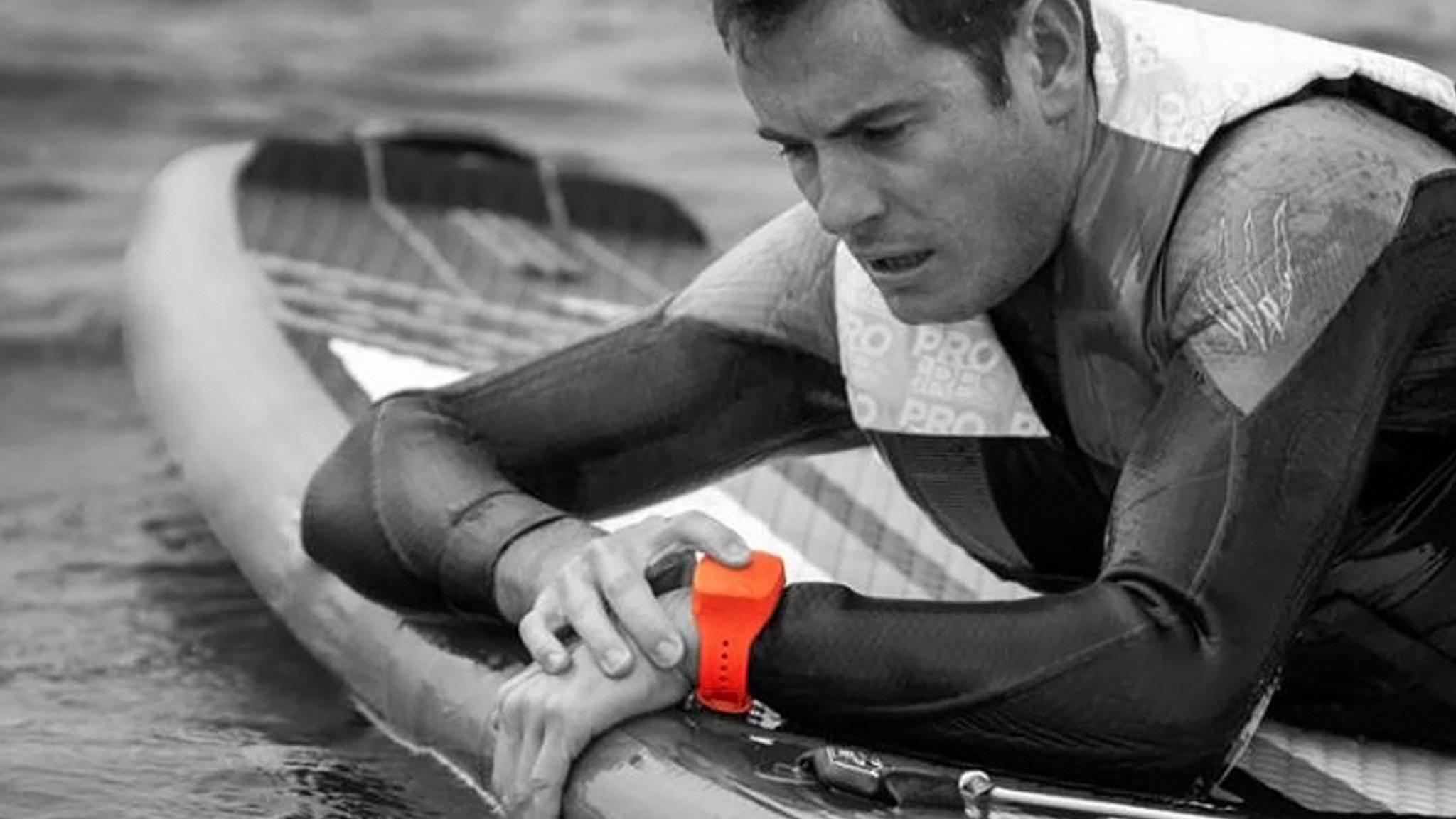 Dial soll Wassersportlern in Not als Rettungsanker dienen.