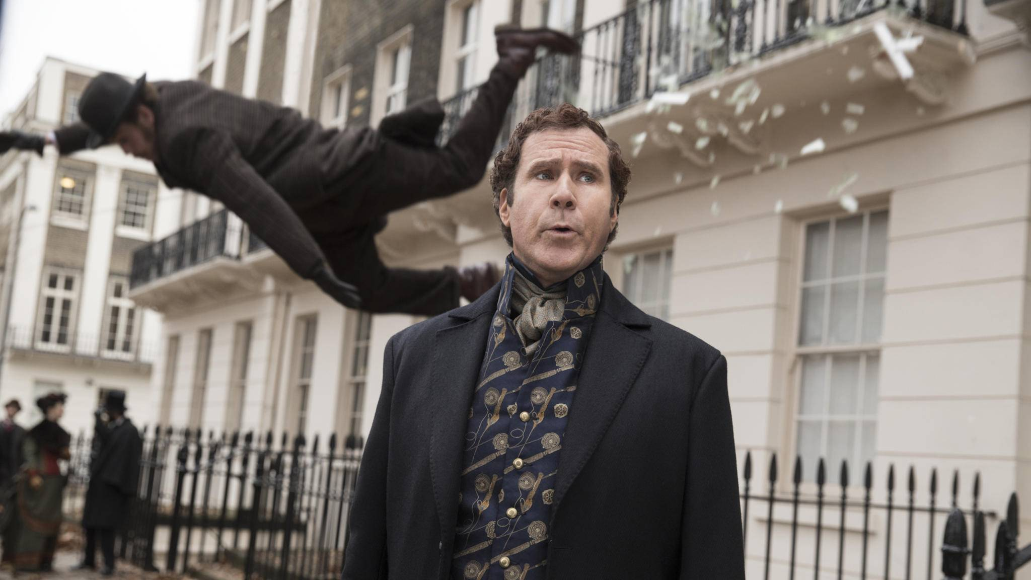 """Ein echter Reinfall? """"Holmes & Watson"""" ist gleich für sechs Goldene Himbeeren nominiert."""