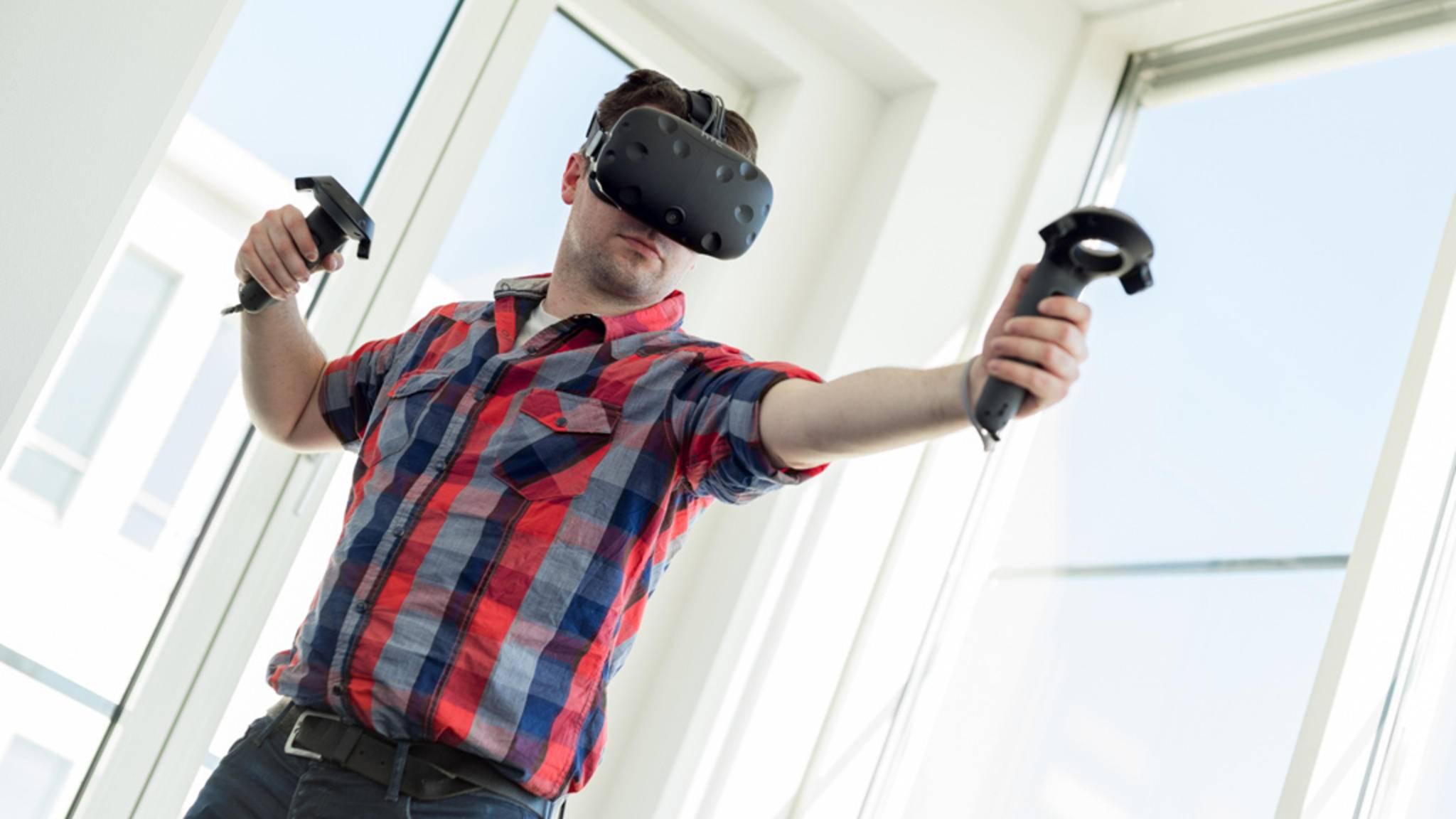 Virtual Reality ist auch 2019 nicht mehr als ein Zukunftsversprechen