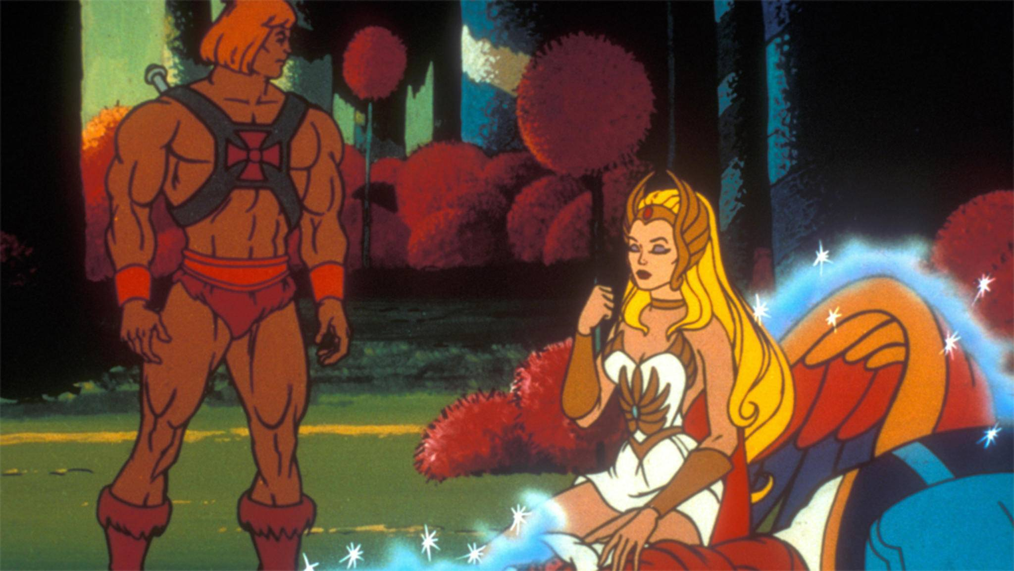 """He-Man wird der Held im """"Masters of the Universe""""-Film."""