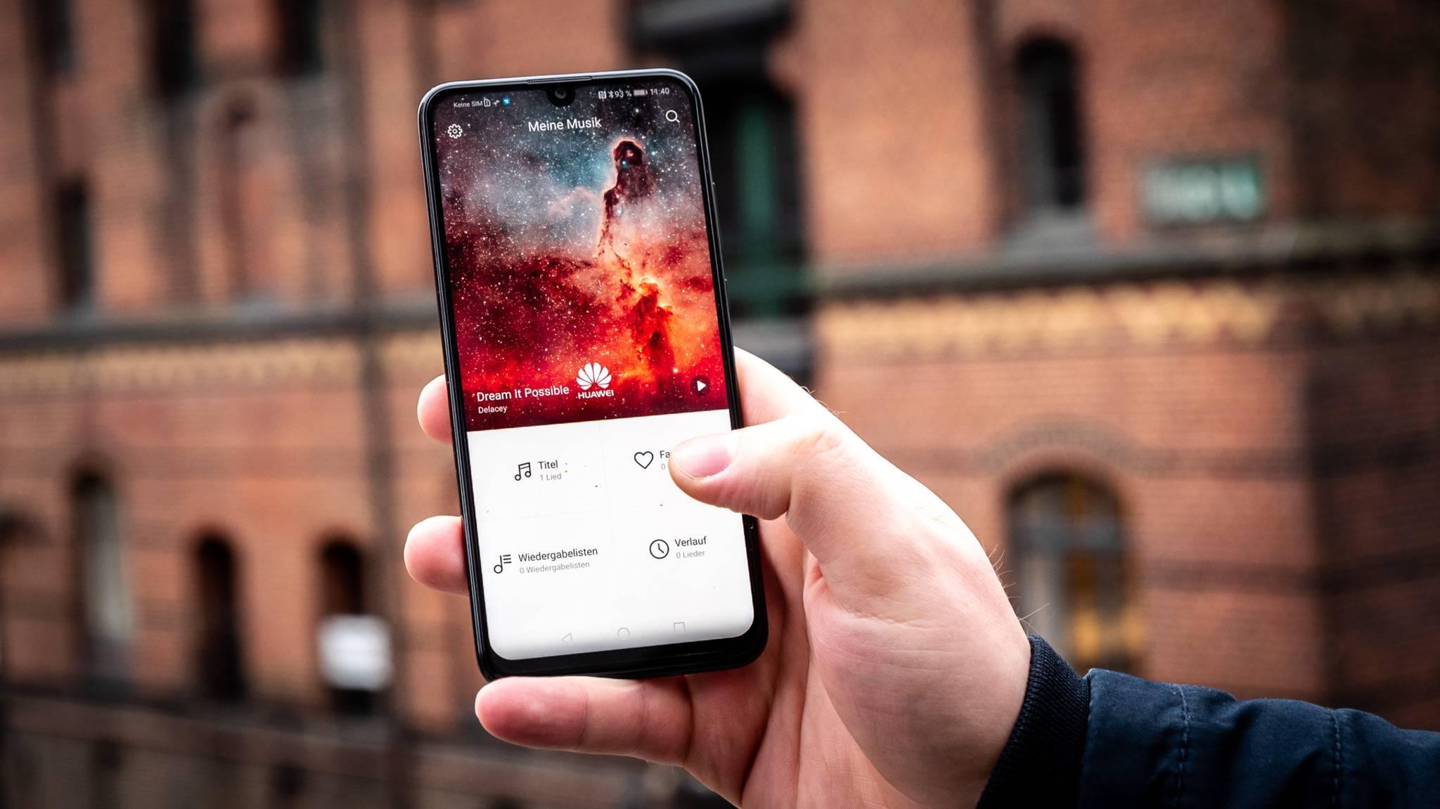 """Ob das Huawei P Smart (2019) mit """"Dewdrop-Display"""" wirklich eine """"smarte Gönnung"""" ist?"""