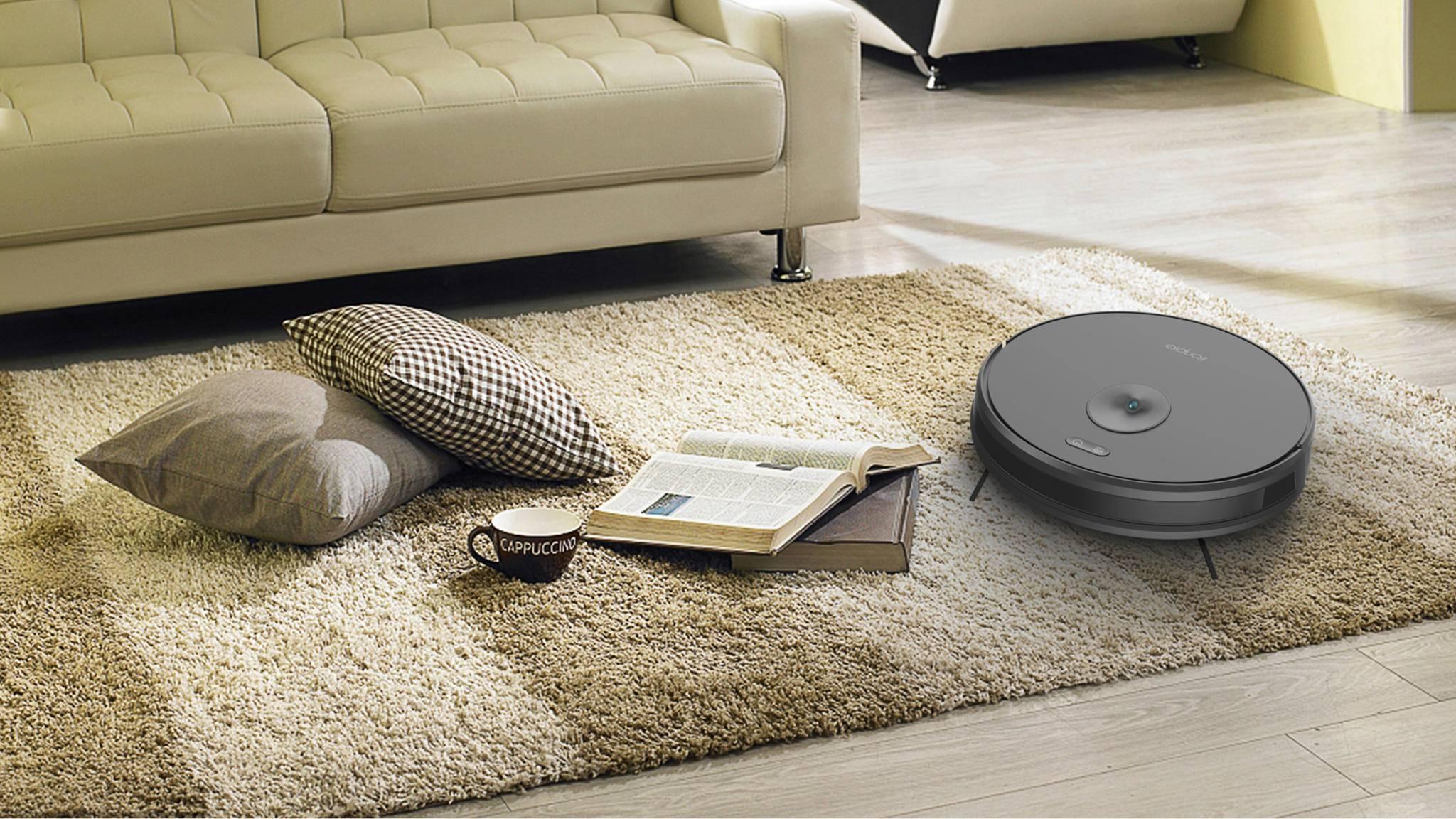 Ironpie soll künftig für Sauberkeit im Heim sorgen.