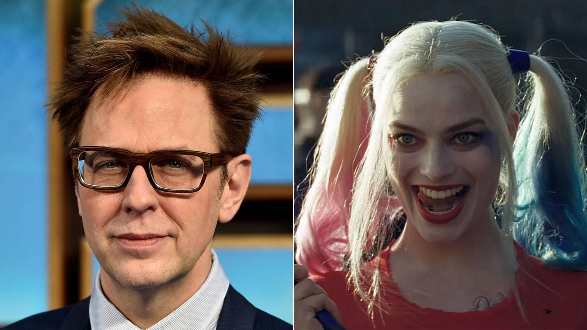 """Mit oder ohne Harley Quinn? James Gunn dreht seinen ganz eigenen """"Suicide Squad""""-Film!"""