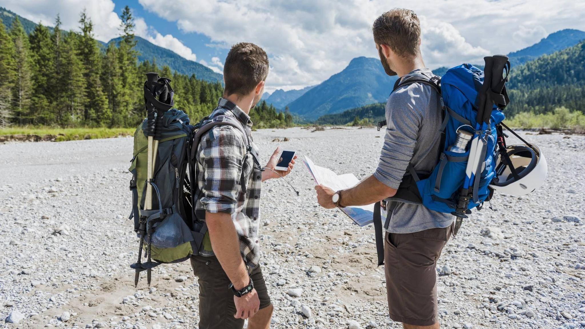 Wir verraten Dir, wie Du den Kompass Deines Smartphones neu kalibrieren kannst.
