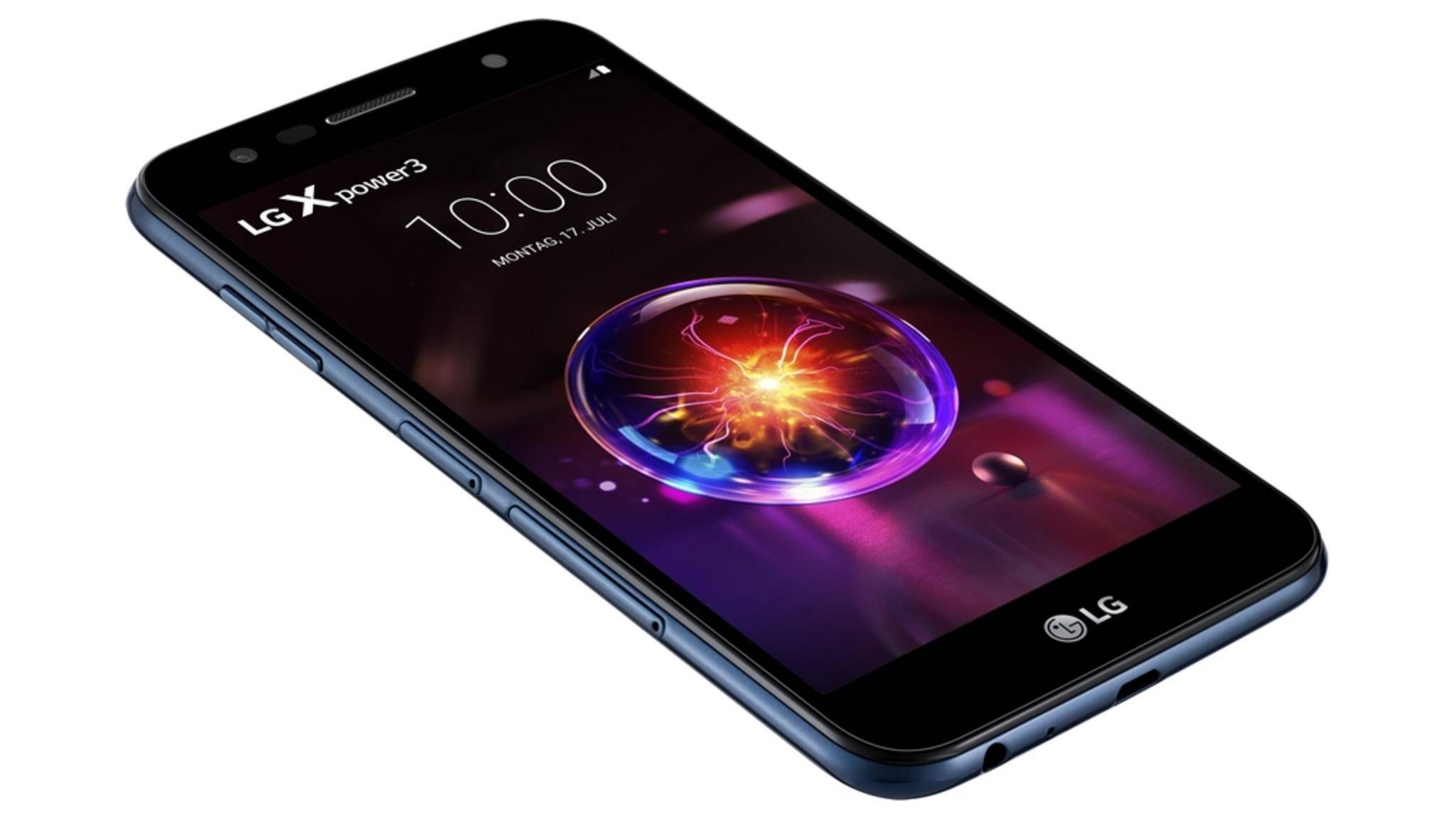 LG schickt seine X-Power-Reihe in die dritte Runde.