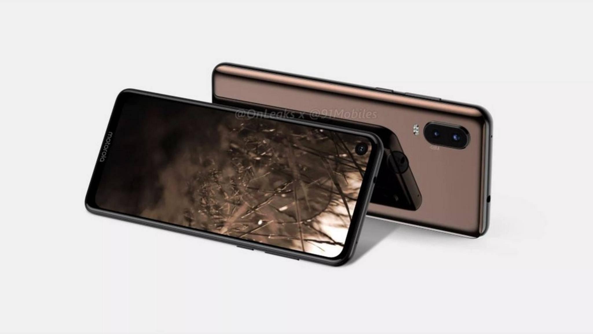 Die Specs des Motorola P40 sind angeblich bekannt.