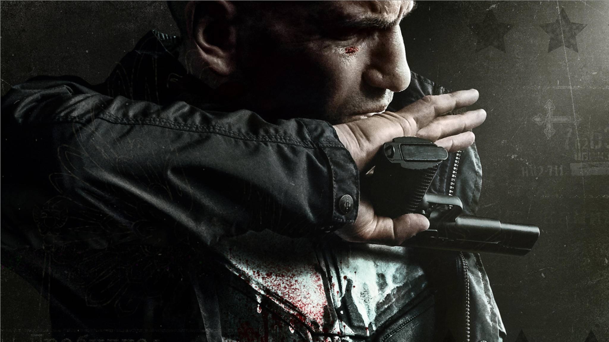 """Auch in der zweiten Staffel von """"The Punisher"""" wird Frank Castle nicht plötzlich zum Pazifisten."""