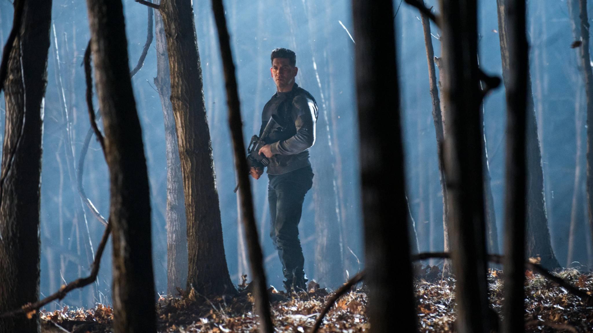 Der Punisher ist noch lange nicht am Ende ... – meint zumindest Jon Bernthal.