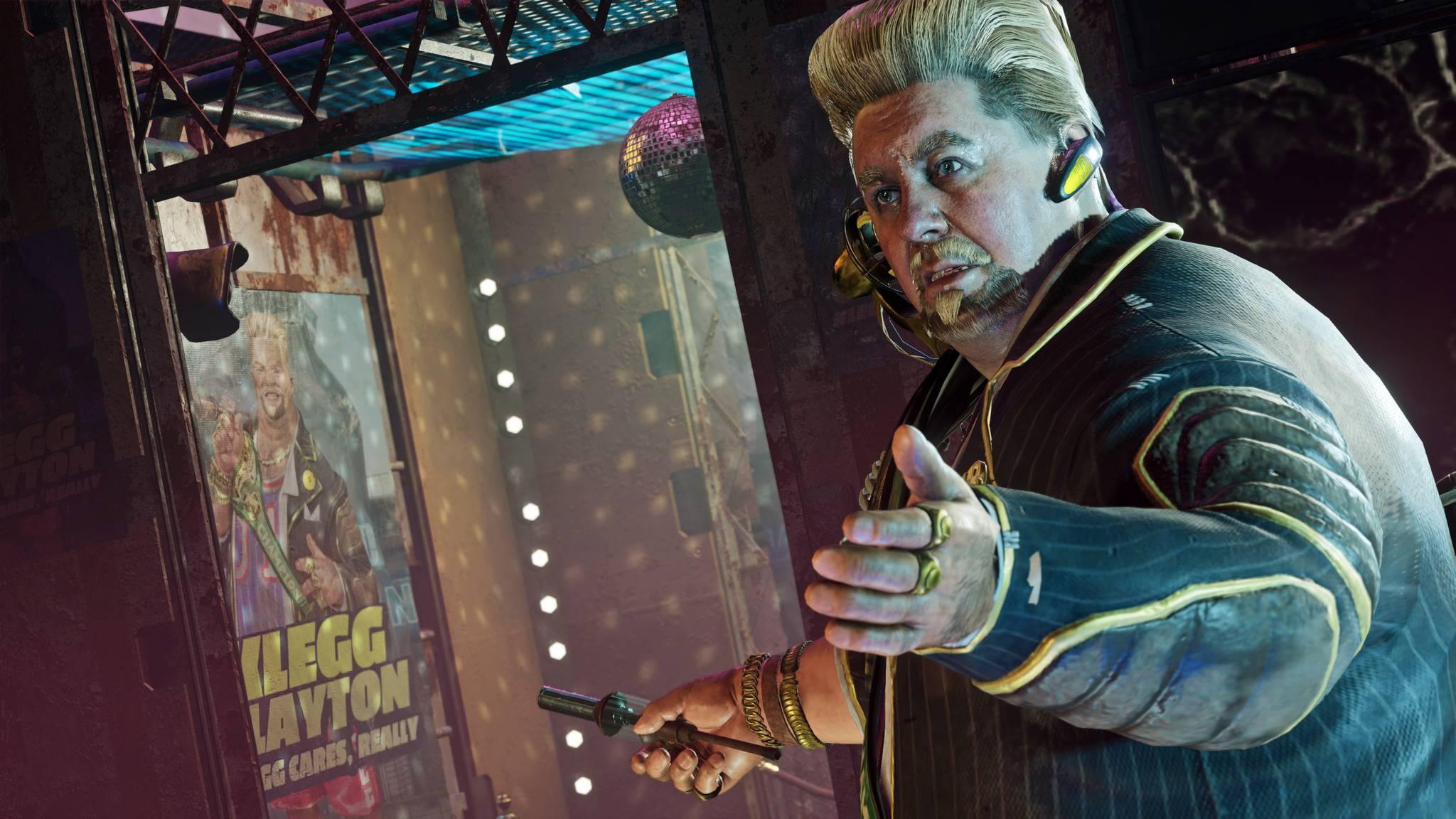 """Der Kollege macht uns in """"Rage 2"""" das Leben schwer – und das vielleicht bald auch auf der Switch?"""