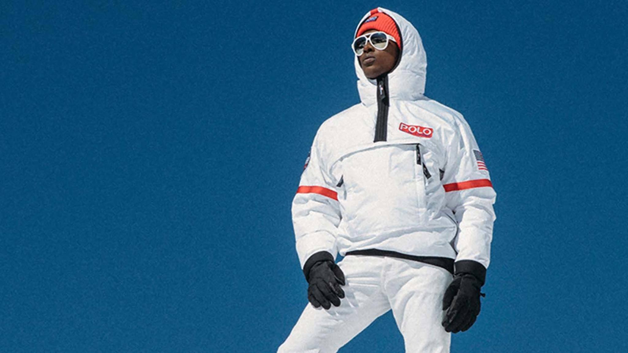 Mit Ralph Laurens neuer beheizbarer Jacke musst Du Minusgrade nicht fürchten.