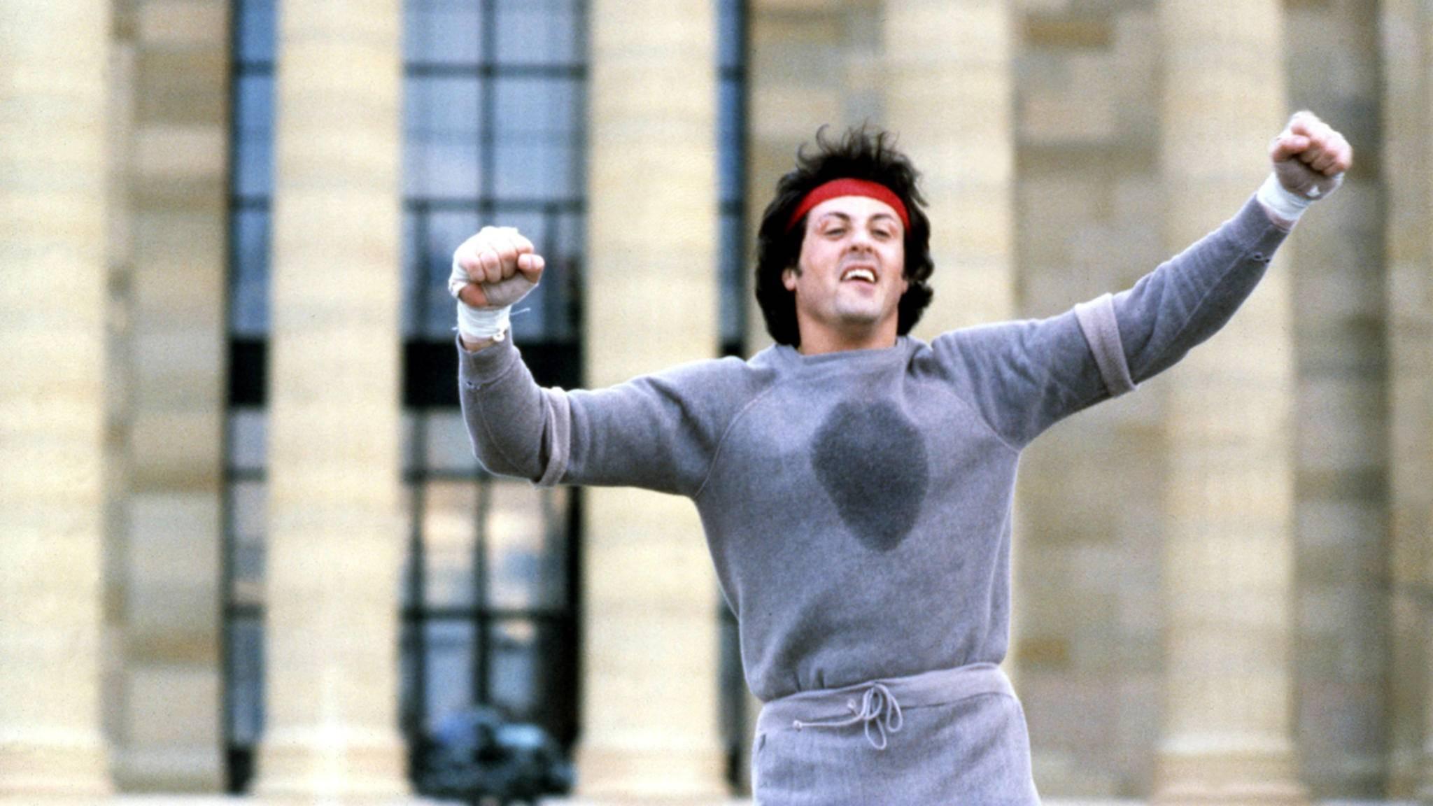 Rocky Balboa geht nach 42 Jahren und acht Filmen in Rente.
