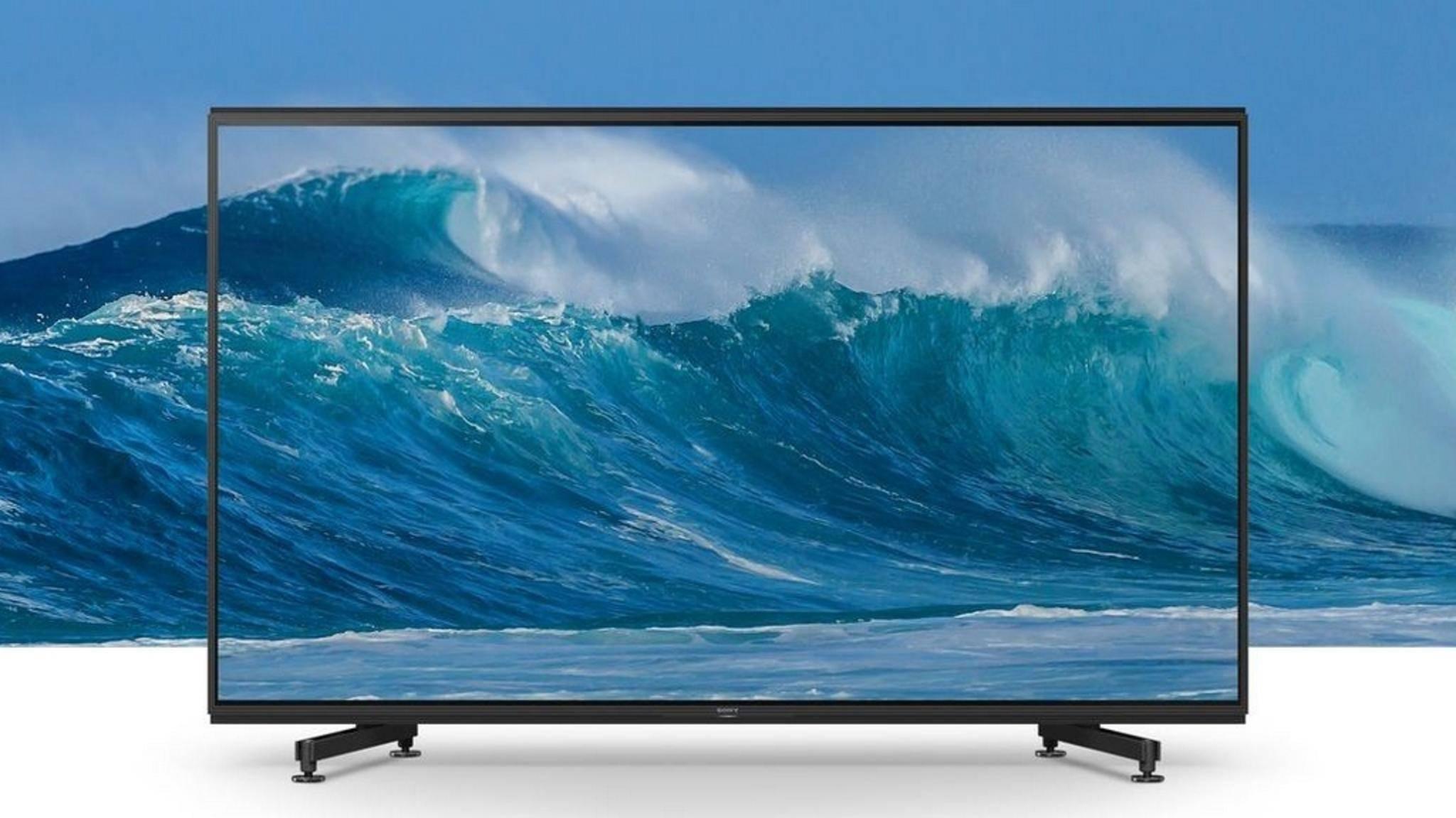 Sony bringt einen gigantischen 8K.TV auf den Markt.