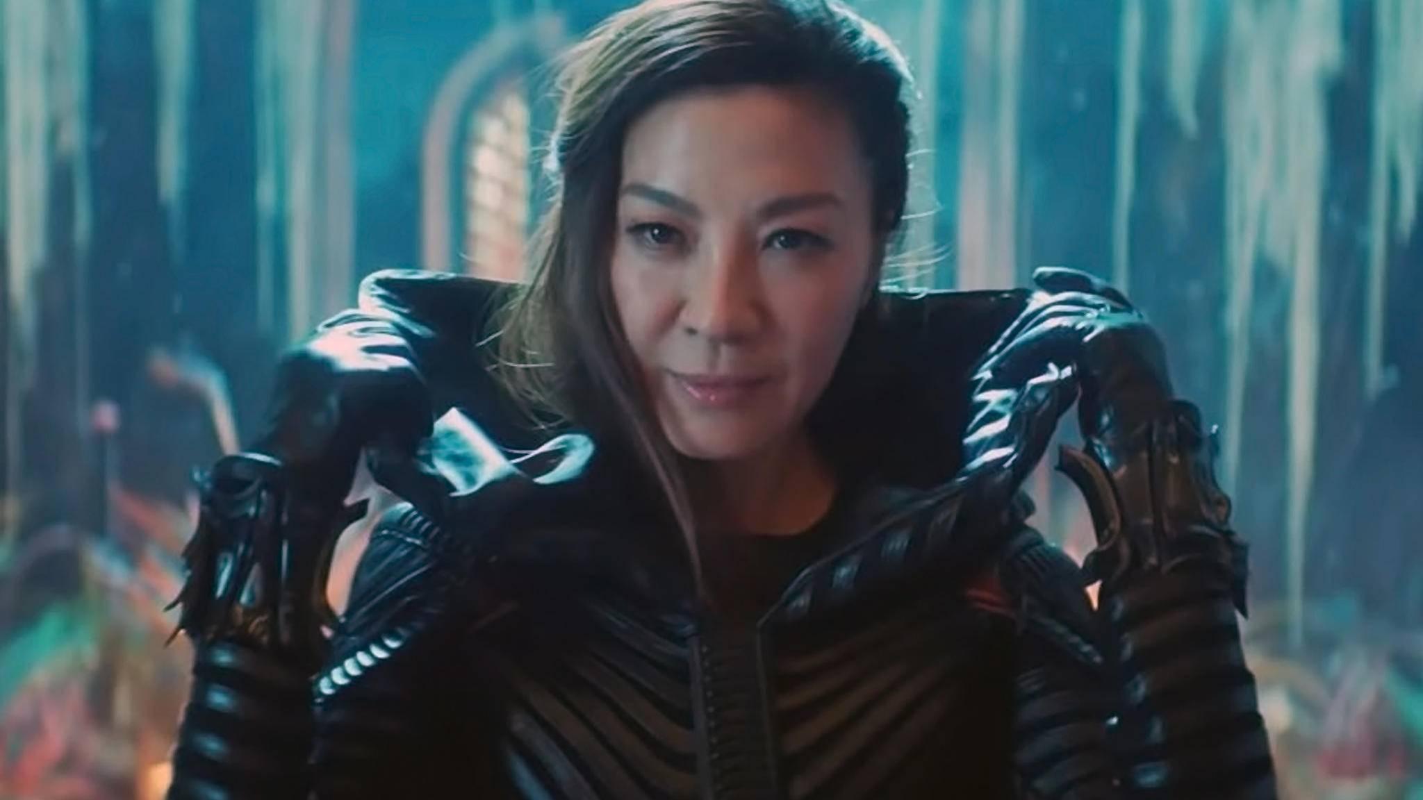 """Auch in Staffel 2 von """"Star Trek: Discovery"""" dürfen wir uns wieder auf Philippa Georgiou freuen."""