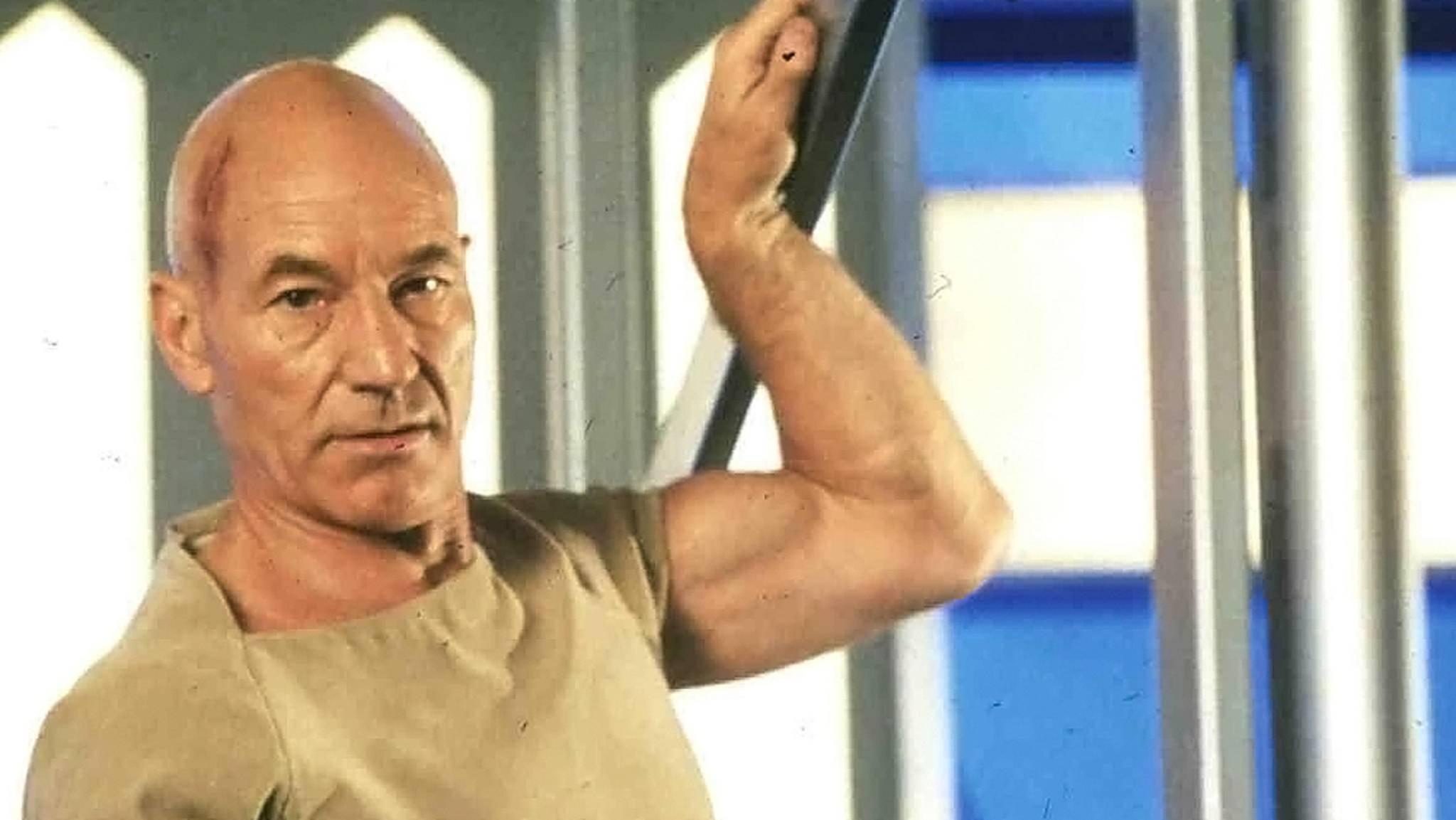 """Captain Picard könnte sich für seine neue """"Star Trek""""-Serie ziemlich verändert haben."""